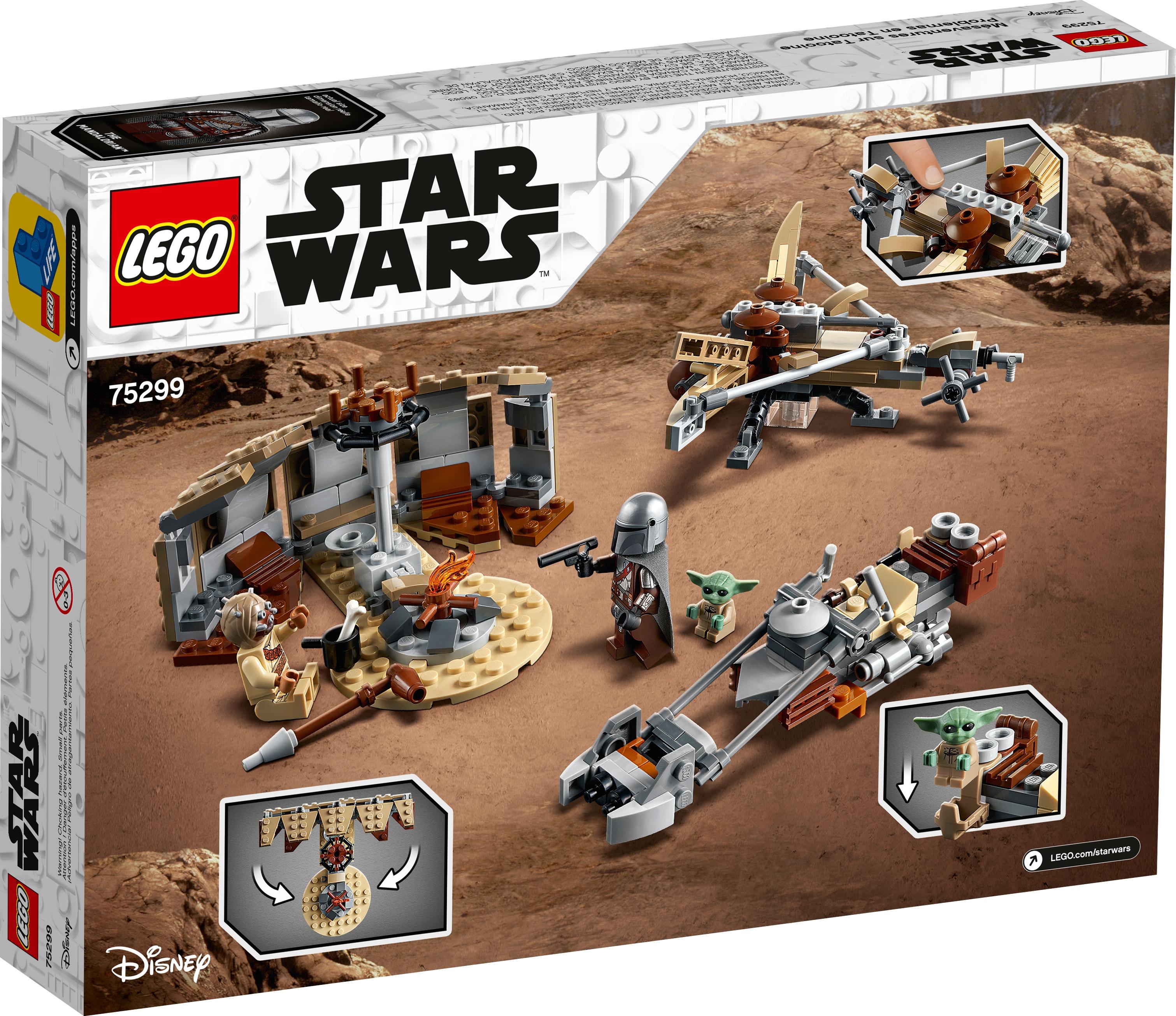 """Trouble on Tatooine"""""""