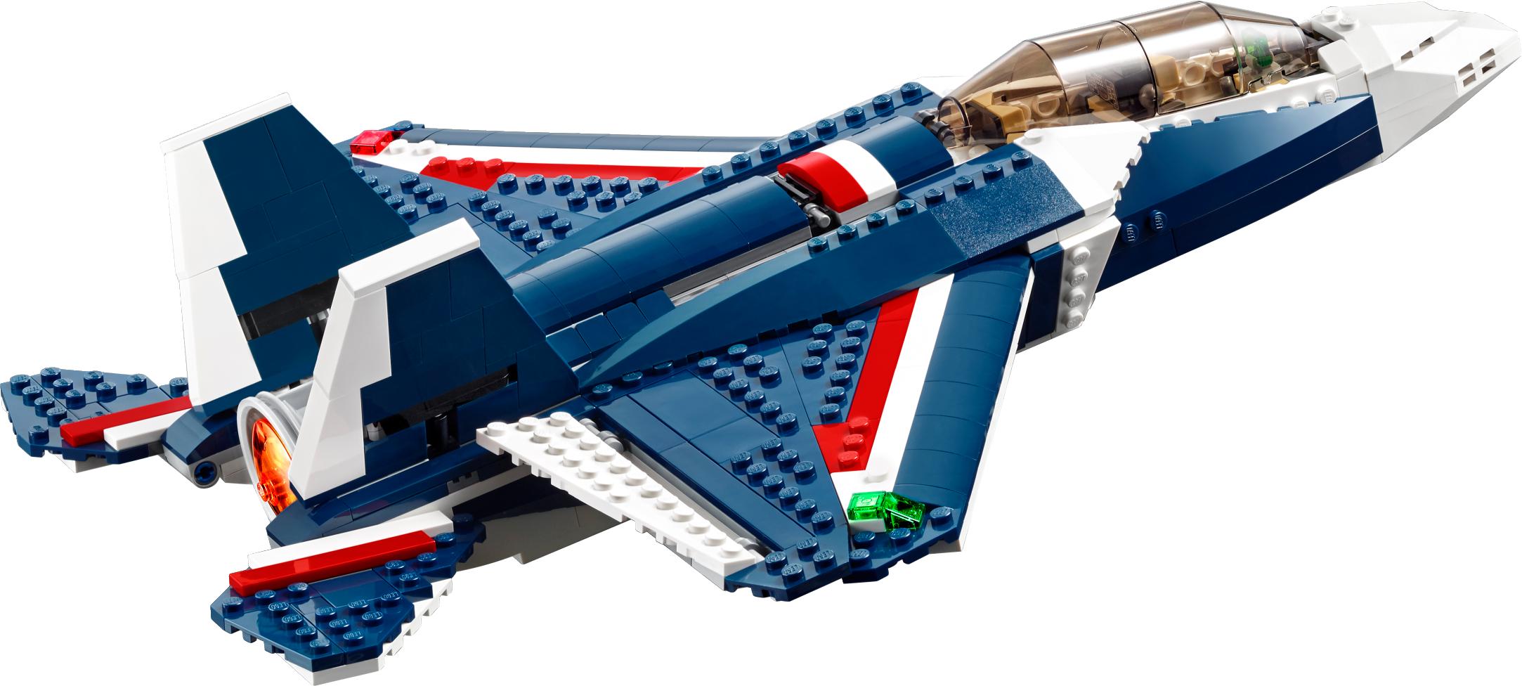 Blue Power Jet