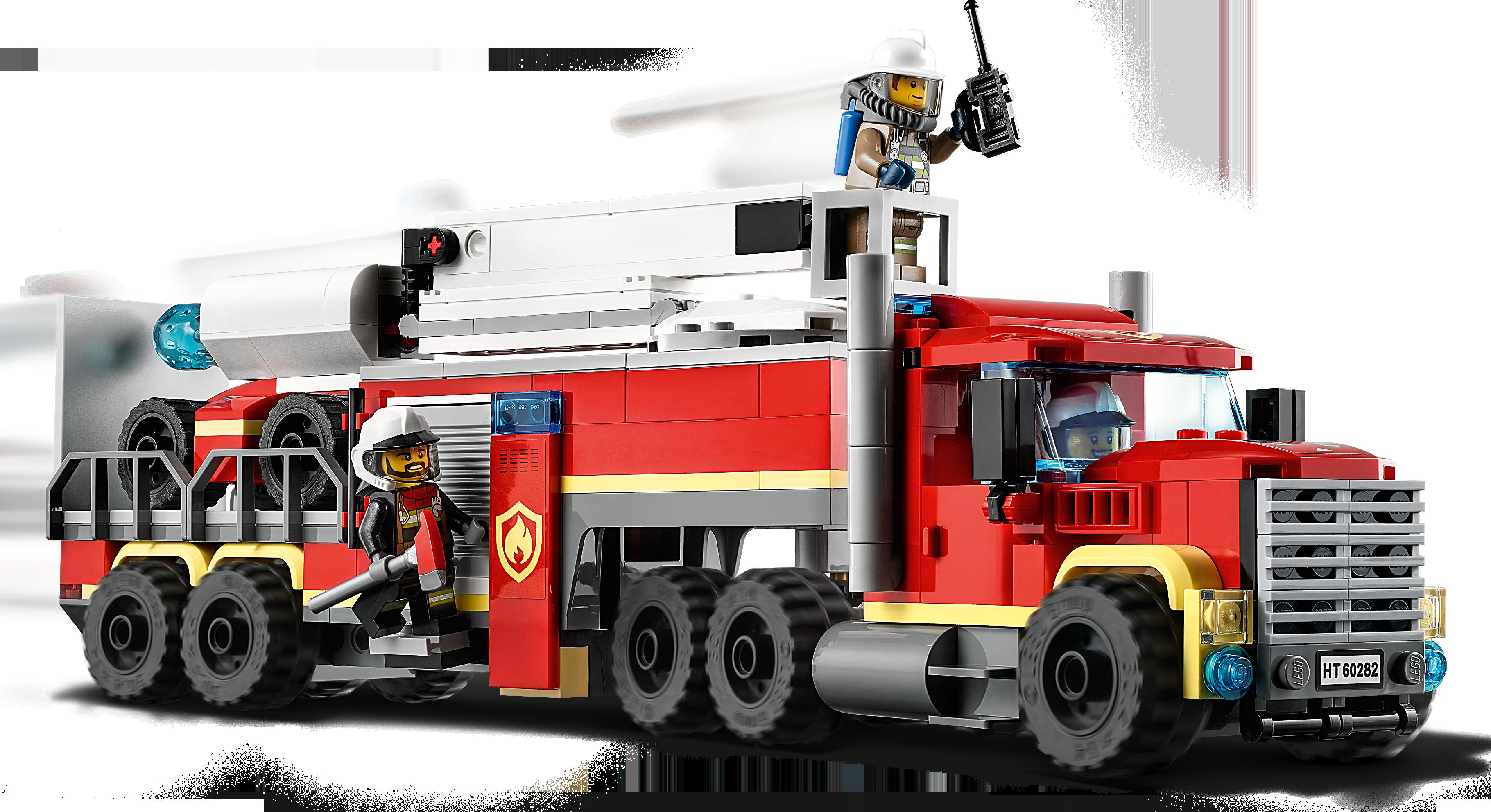 Fire Command Unit