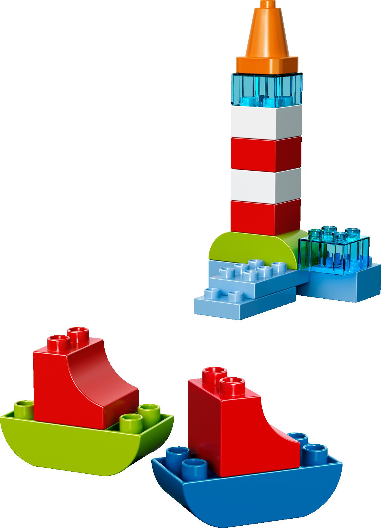 LEGO® DUPLO® Creative Suitcase