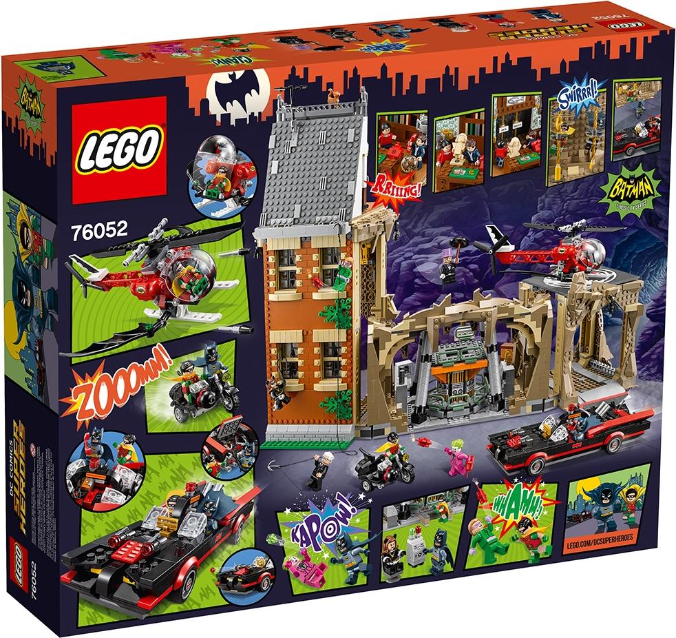 Batman™ Classic TV Series – Batcave