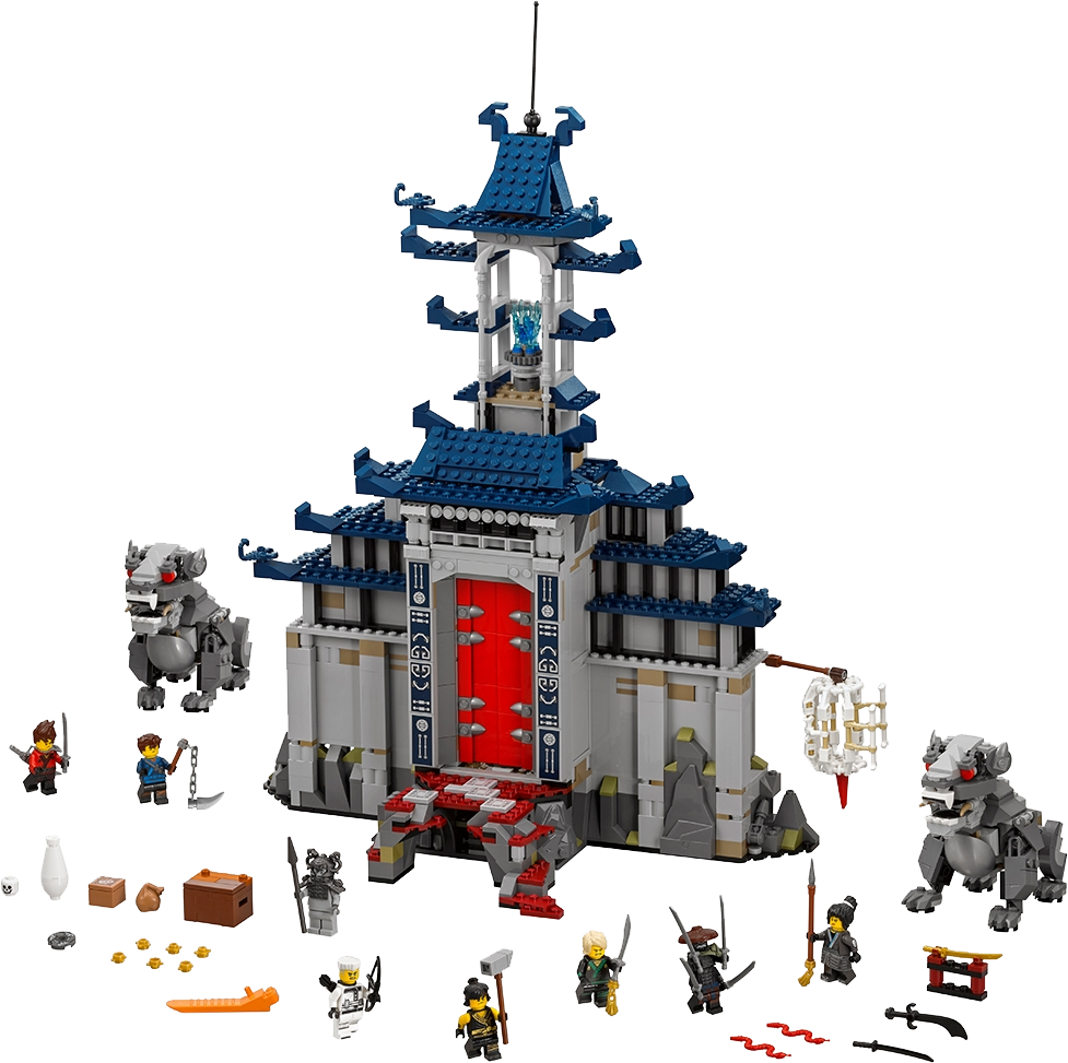 Temple of The Ultimate Ultimate Weapon