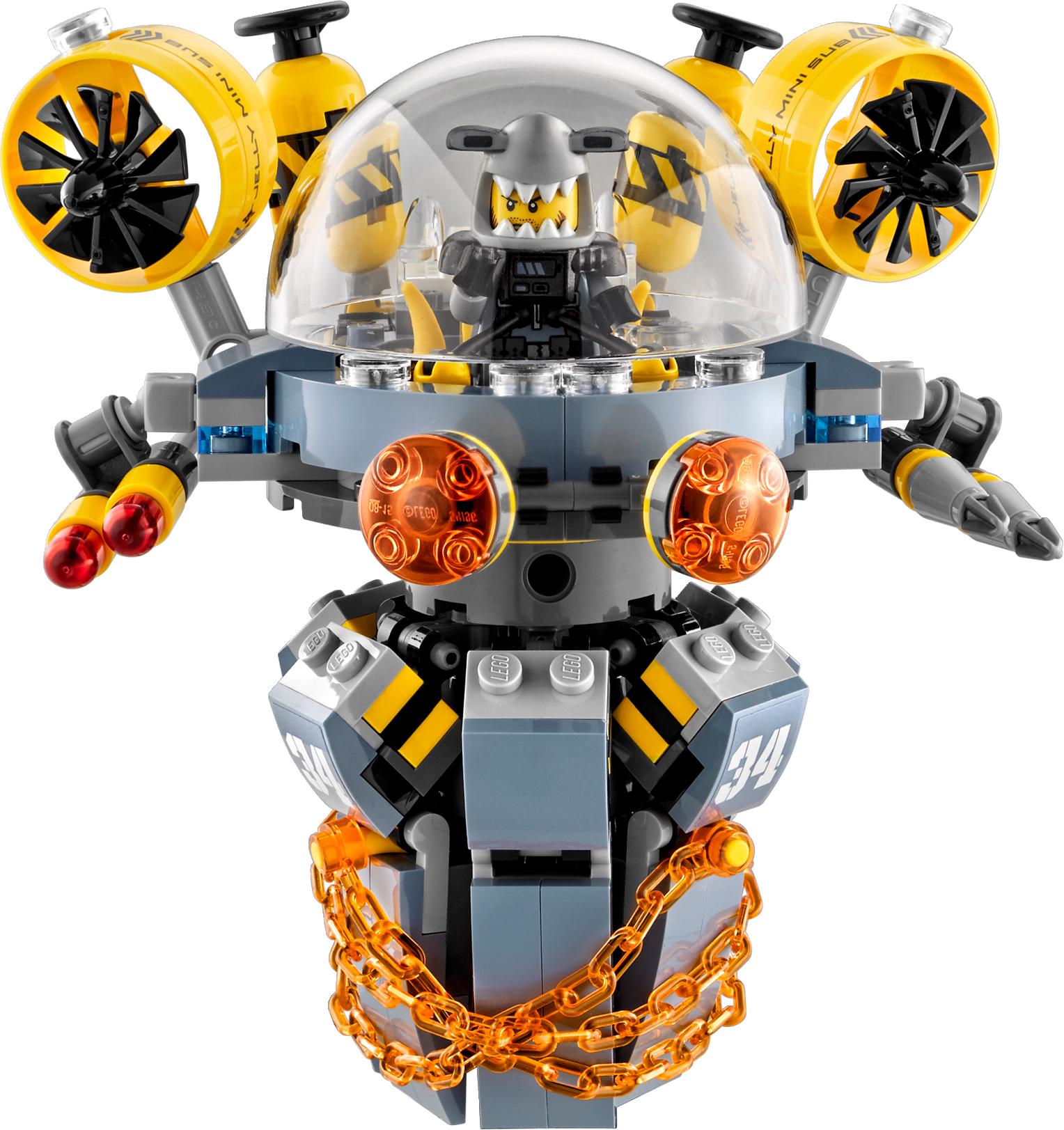 Flying Jelly Sub