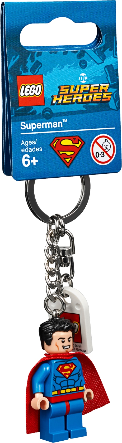 "Superman"" Keyring"