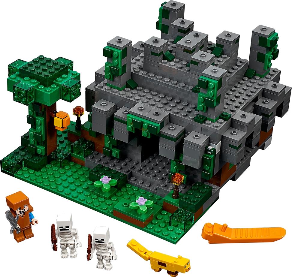 The Jungle Temple