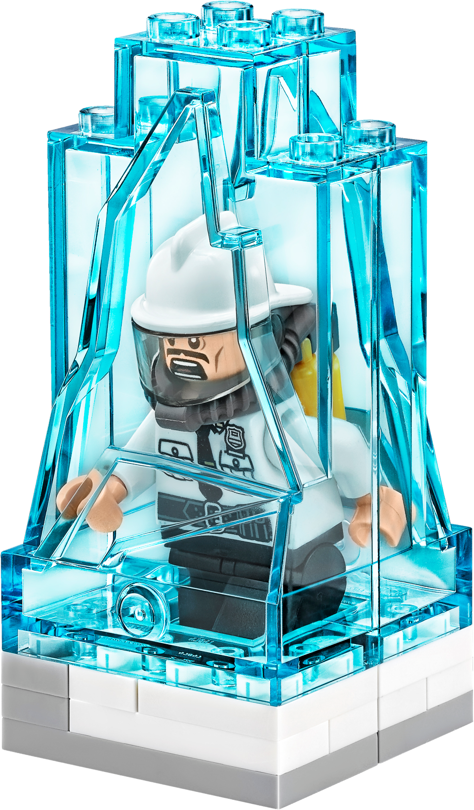 Mr. Freeze™ Ice Attack