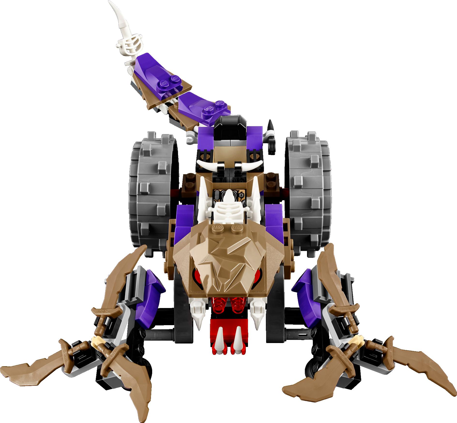 Anacondrai Crusher