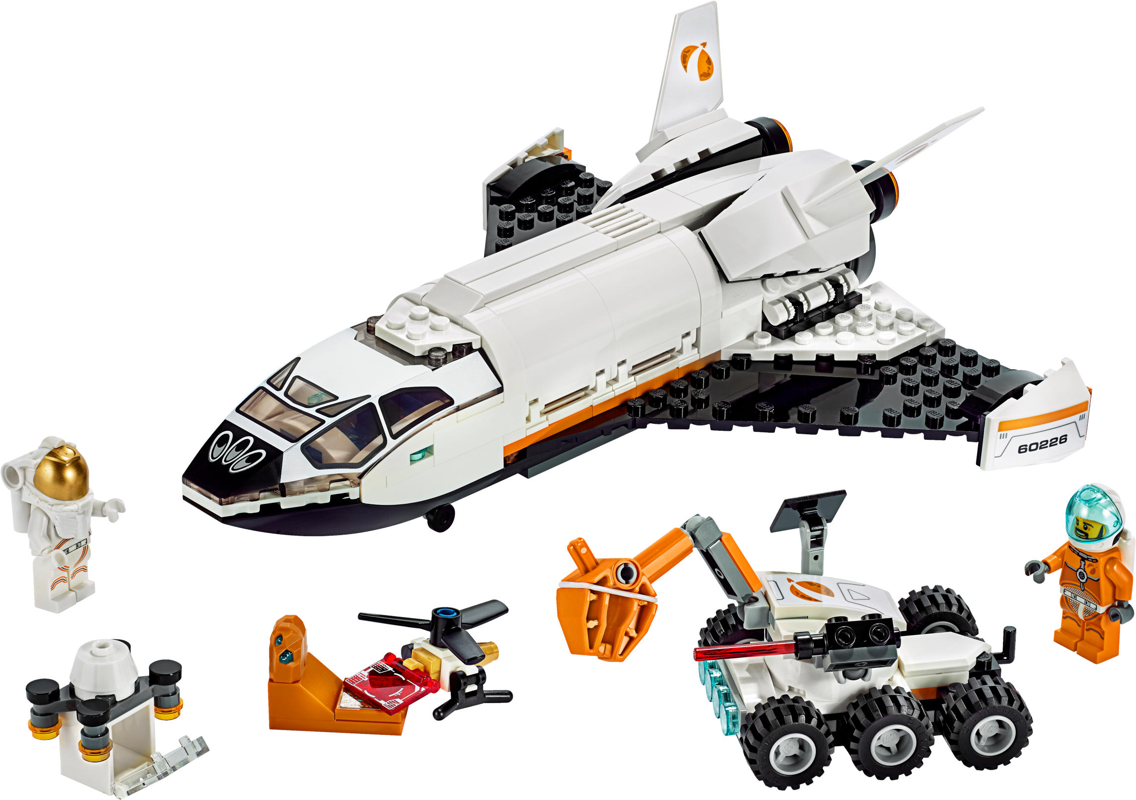 Mars Research Shuttle