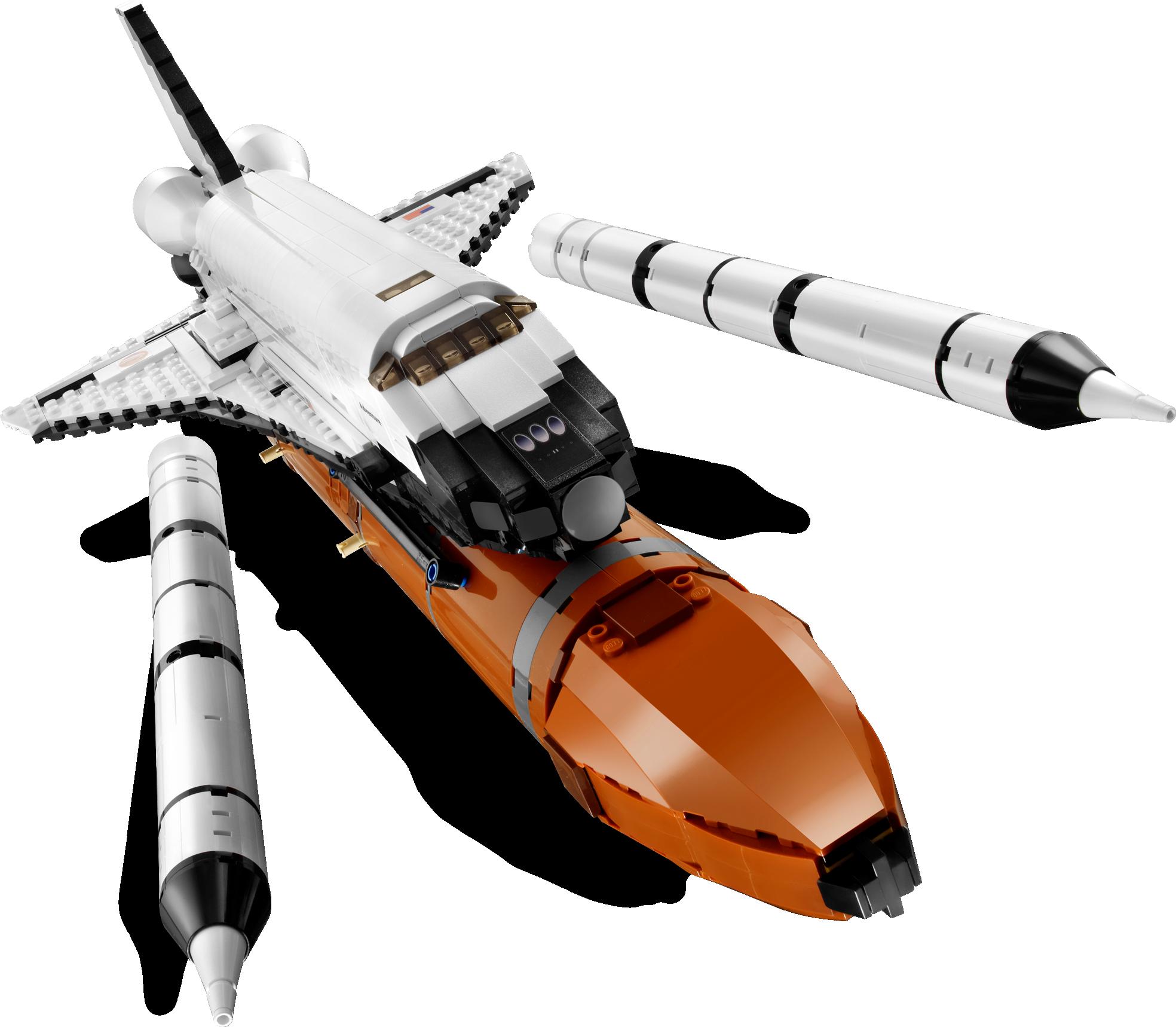 Shuttle Adventure