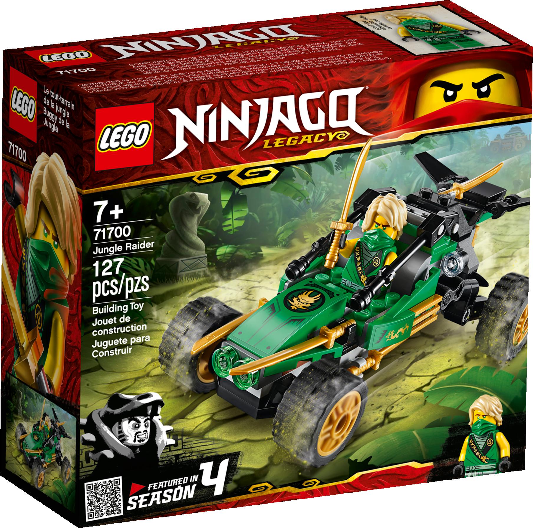 Jungle Raider