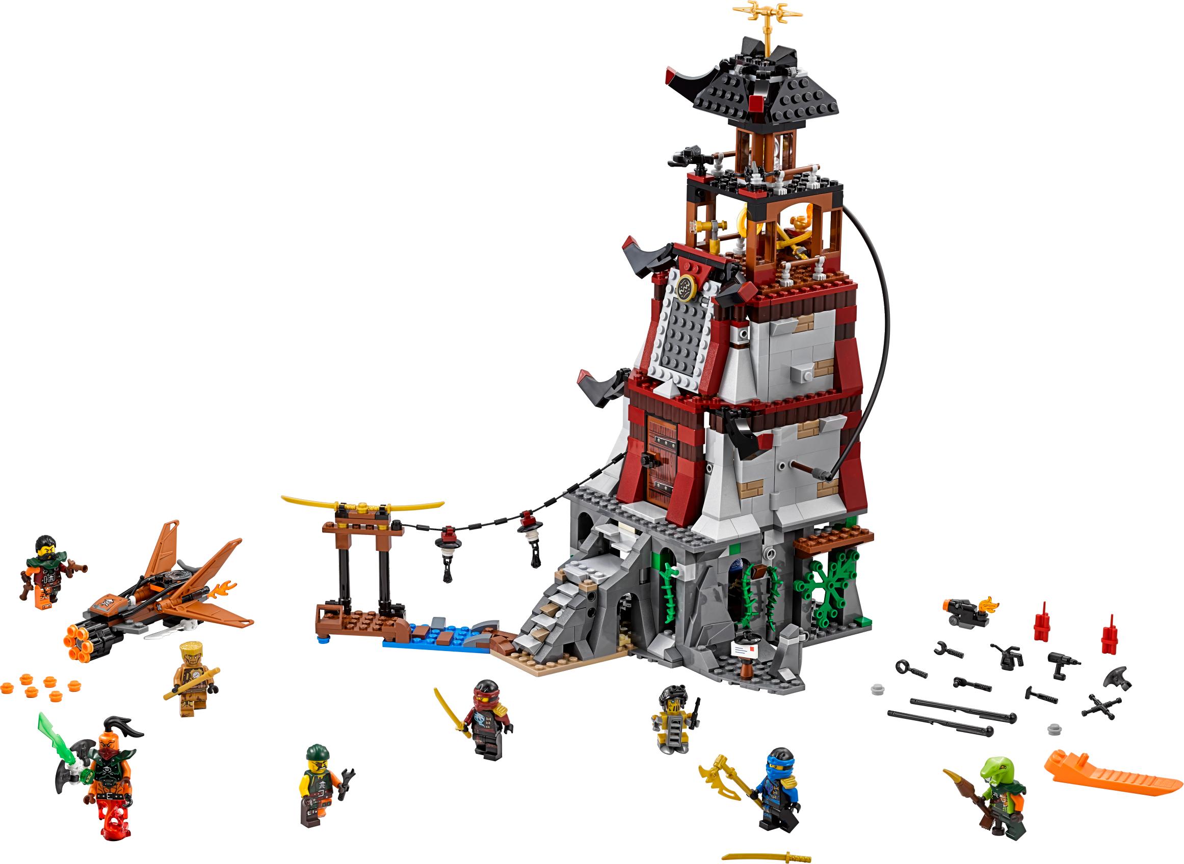 The Lighthouse Siege