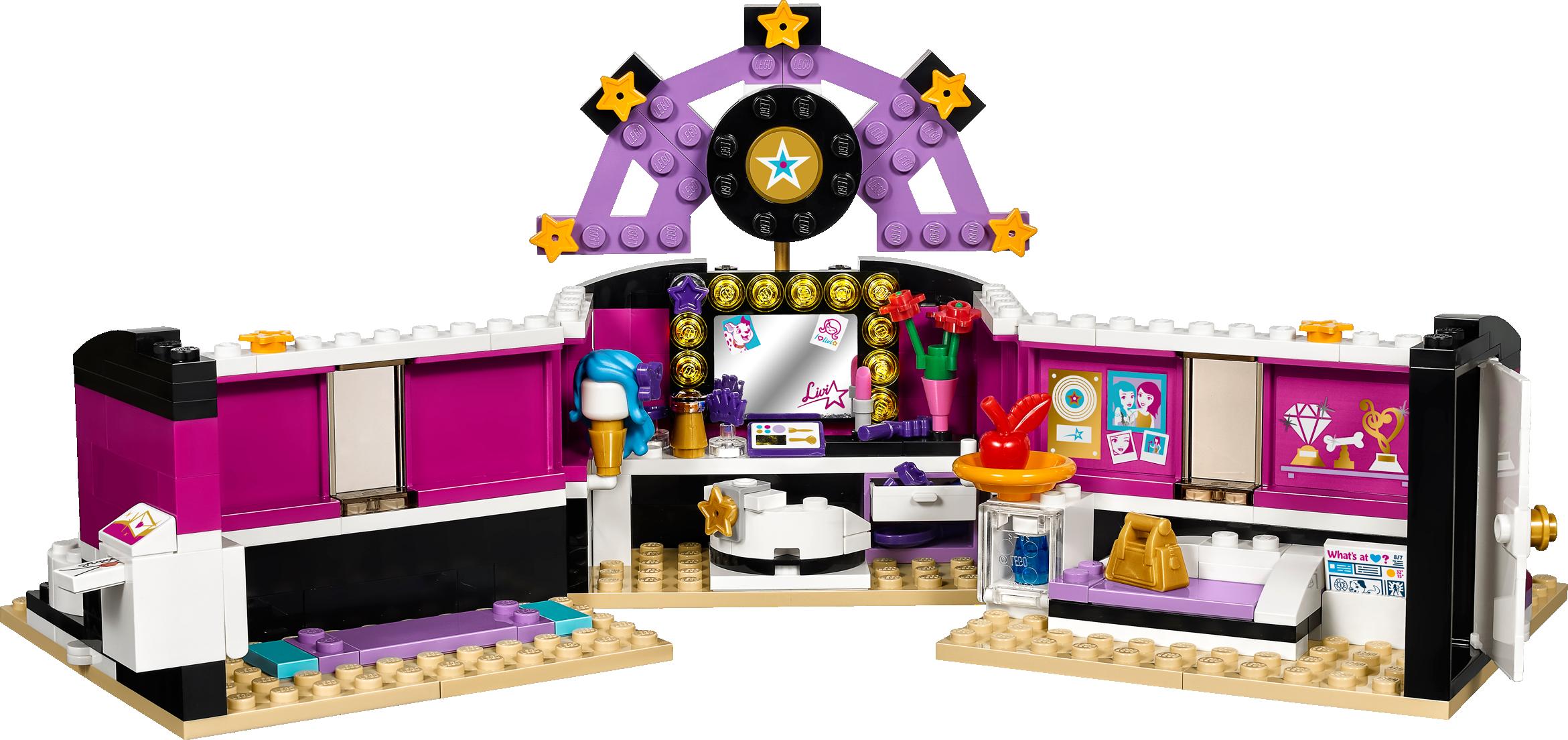 Pop Star Dressing Room