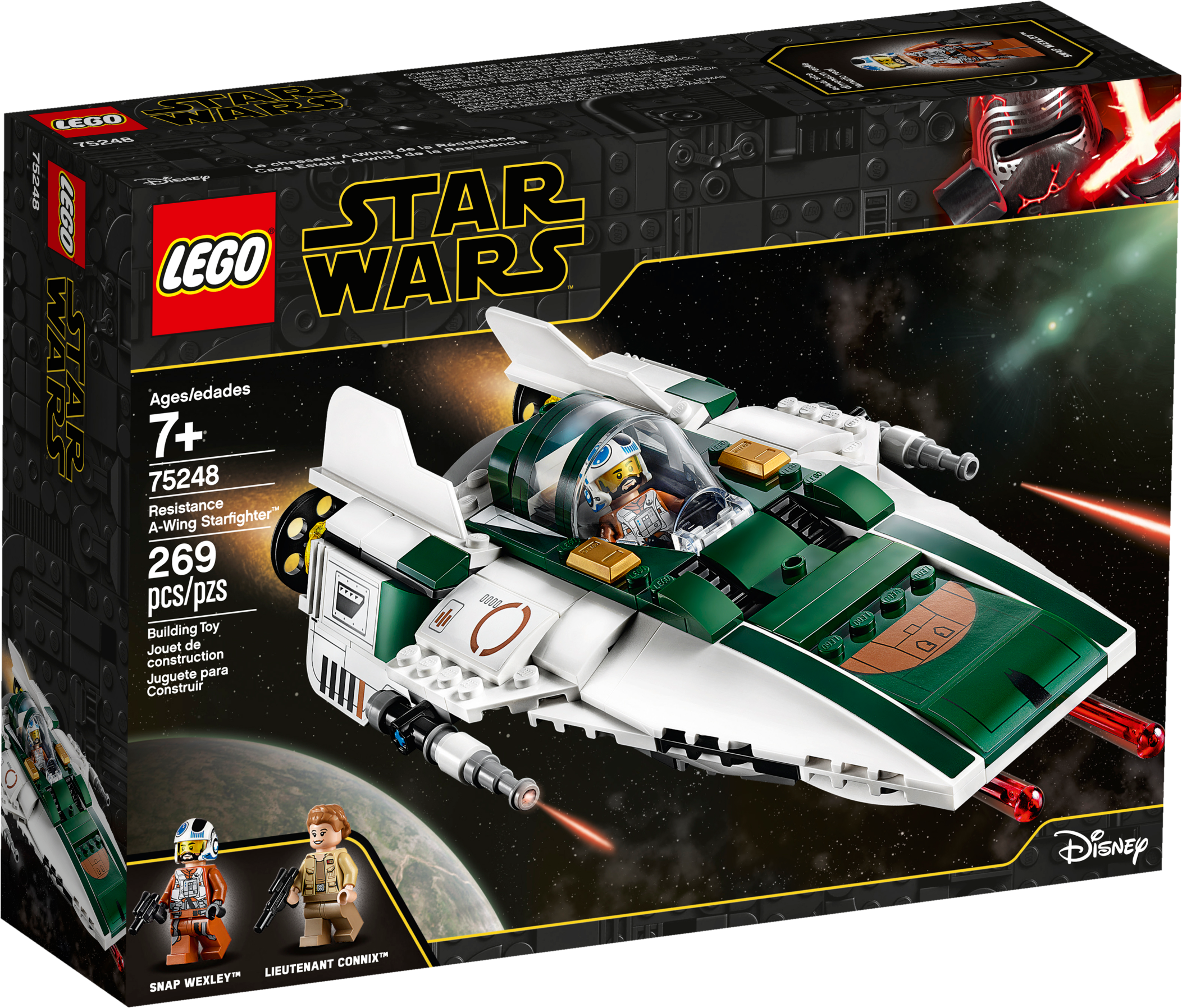 """Resistance A-Wing Starfighter"""""""
