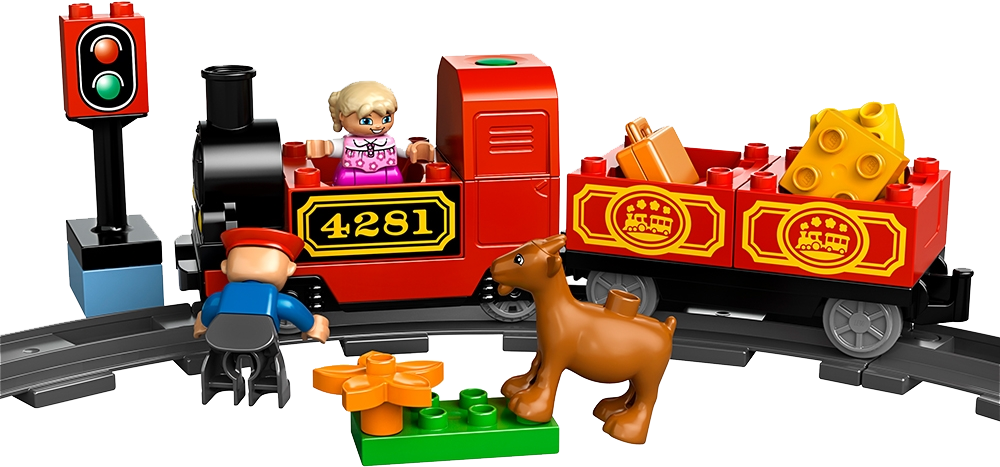 My First Train Set