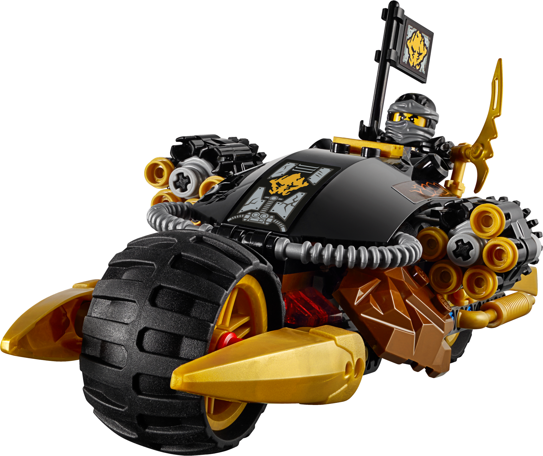 Blaster Bike