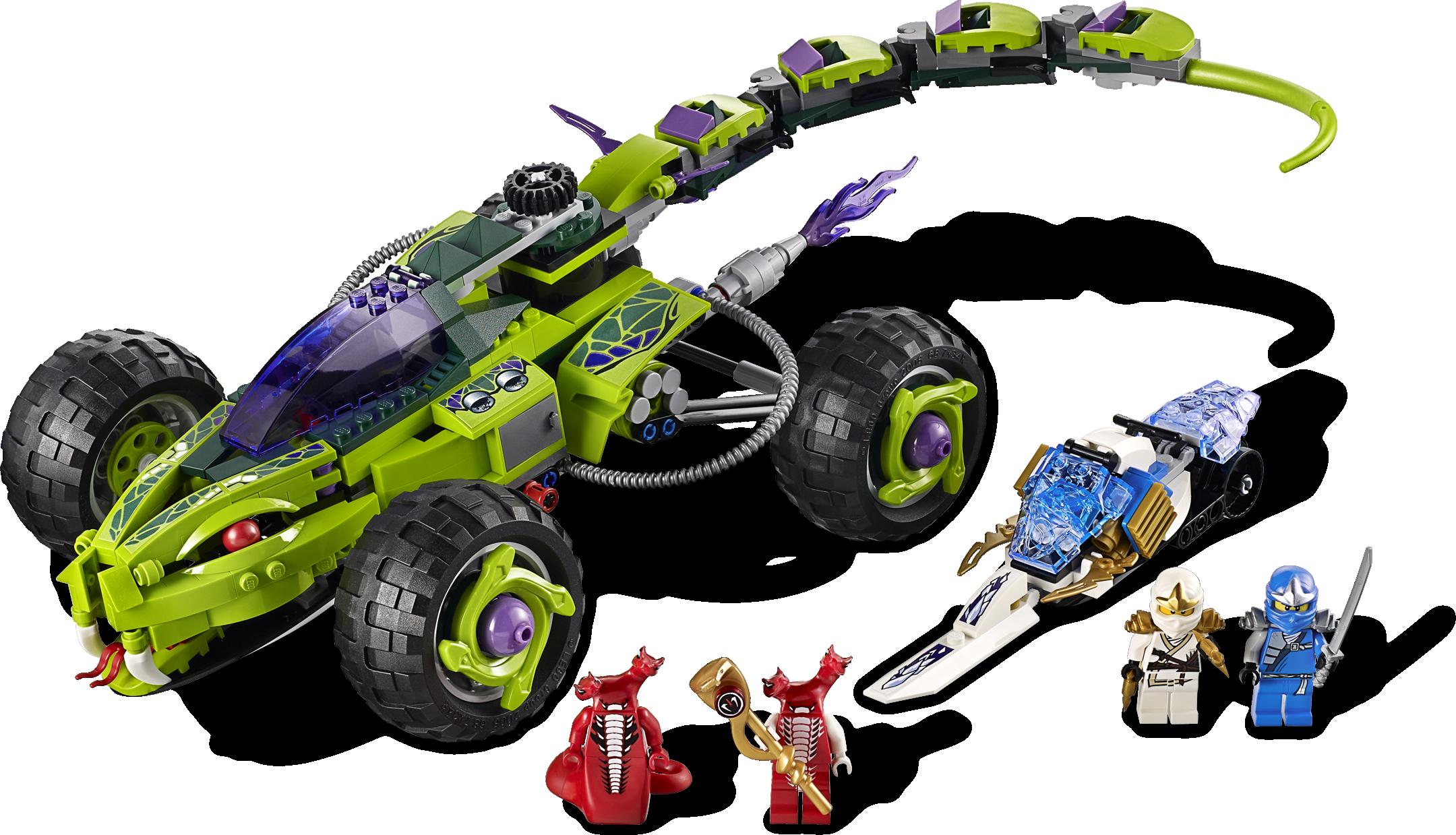 Fangpyre Truck Ambush