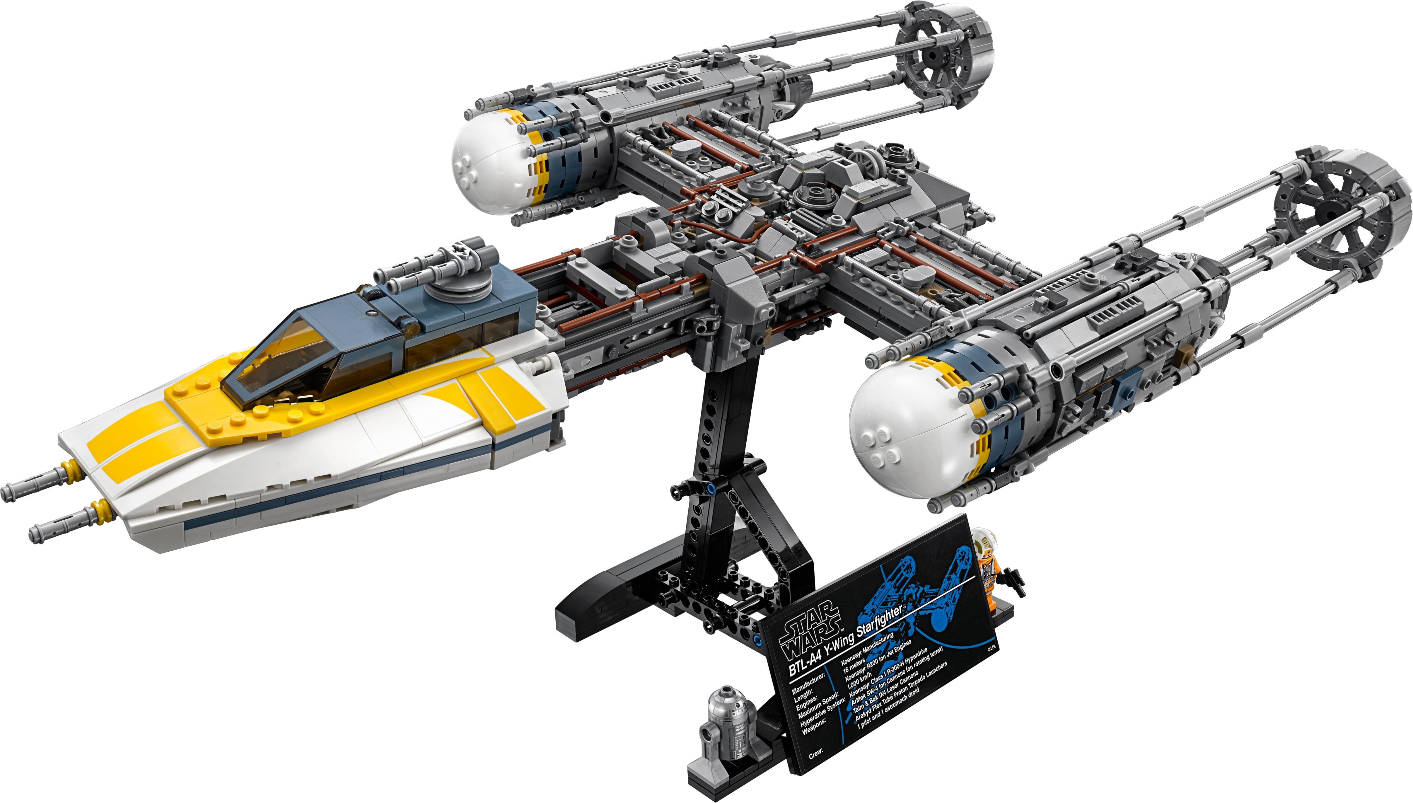 Y-Wing Starfighter™