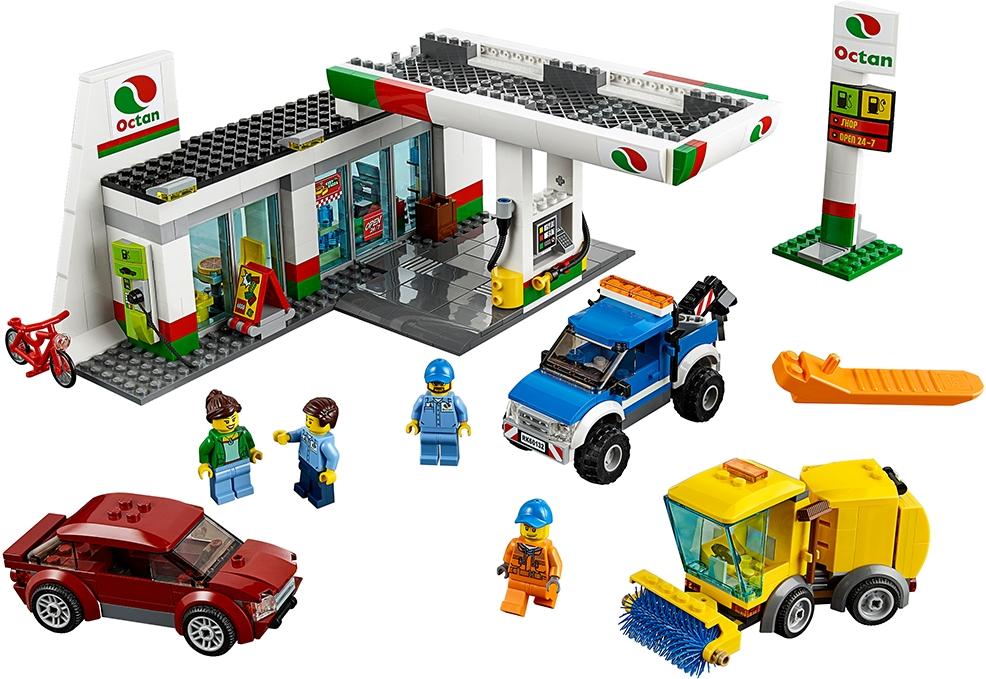 Service Station