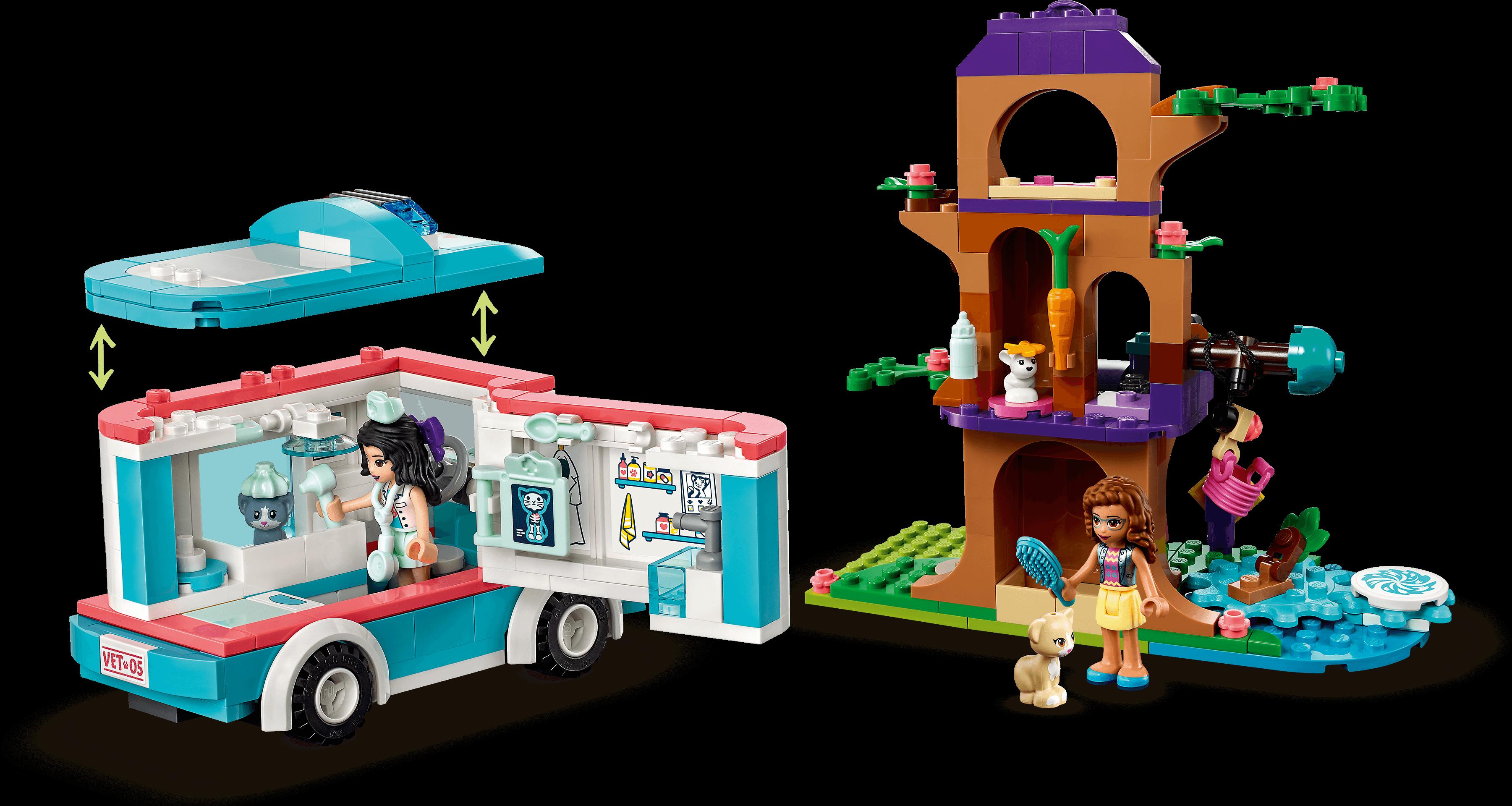 Vet Clinic Ambulance