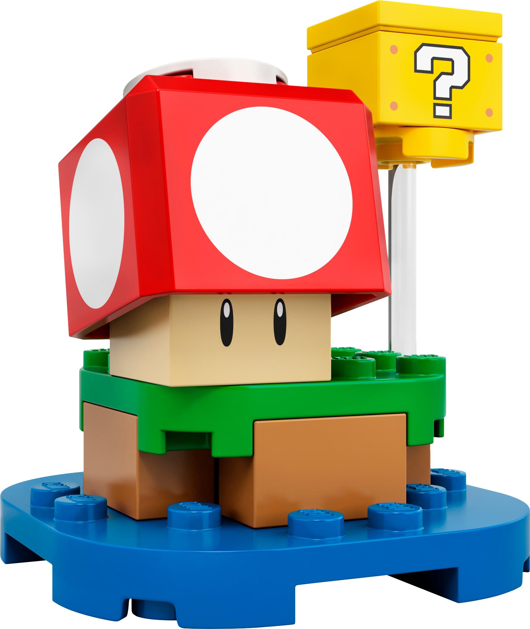 Super Mushroom Surprise