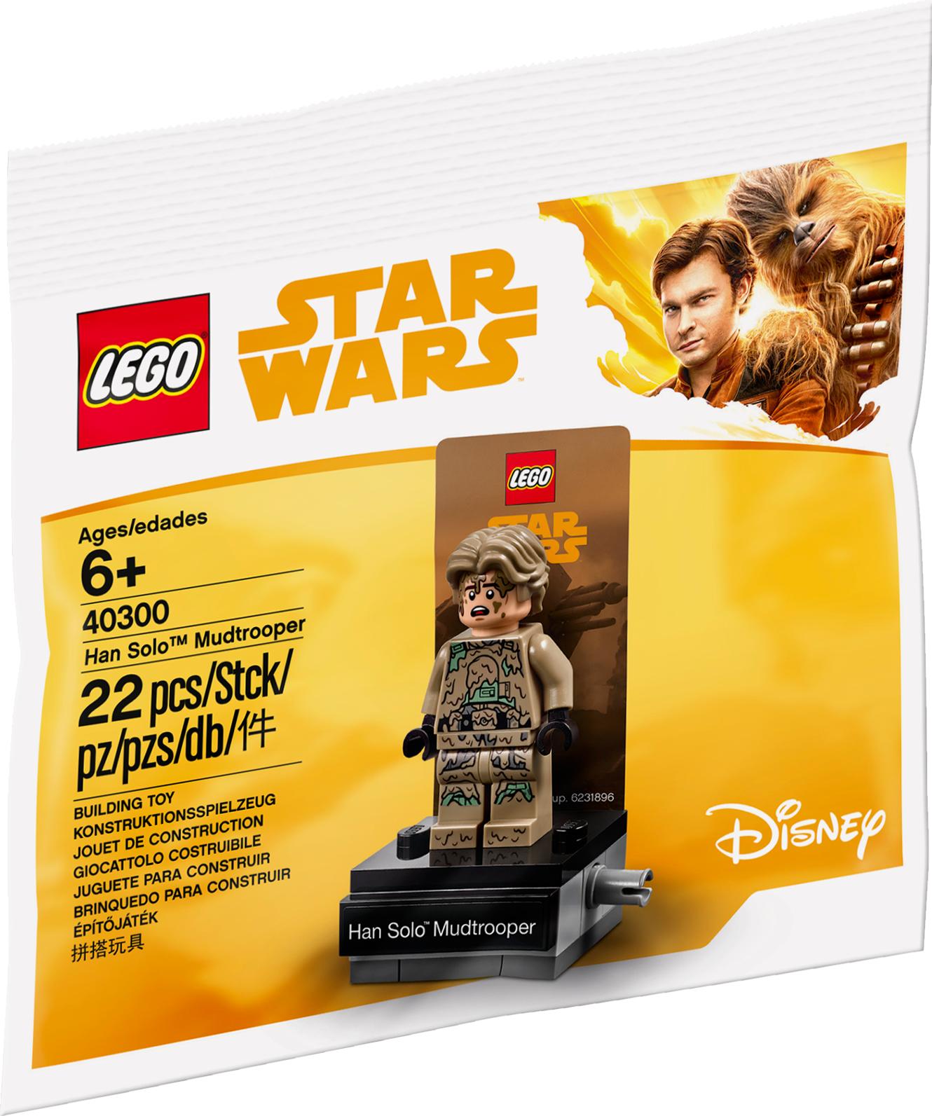 Han Solo™ Mudtrooper Display