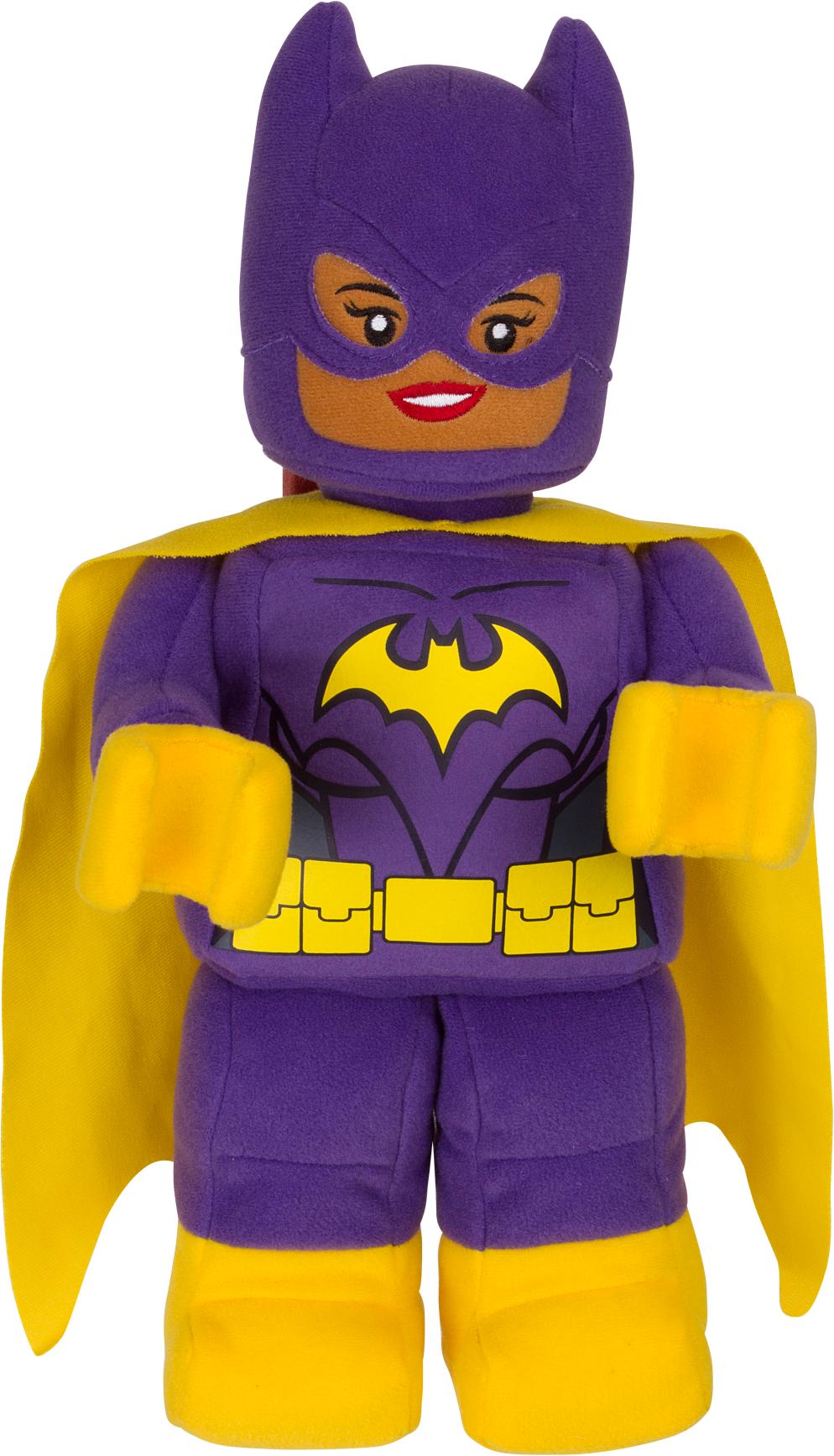 Batgirl Minifigure Plush