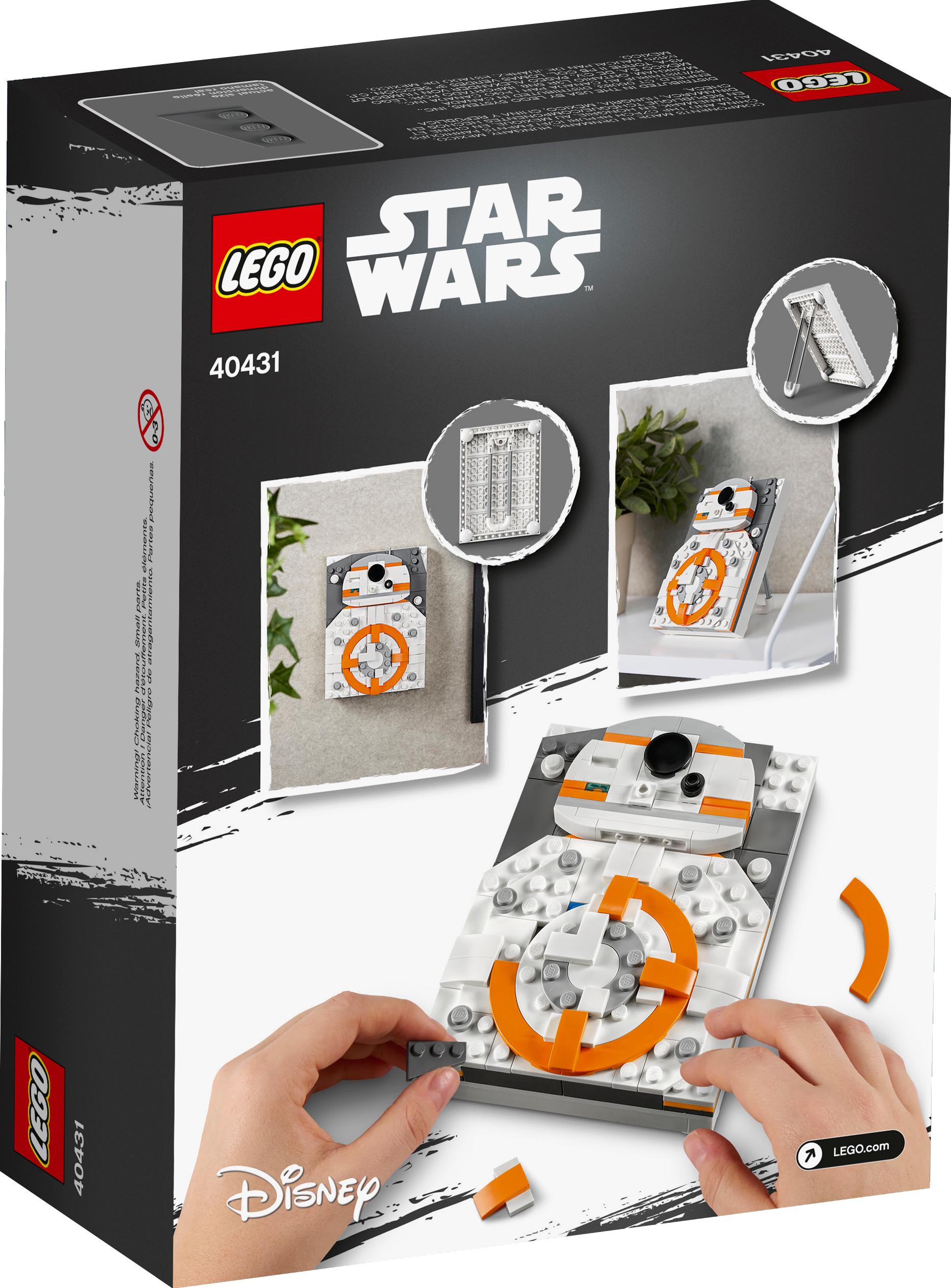 BB-8 Brick Sketches