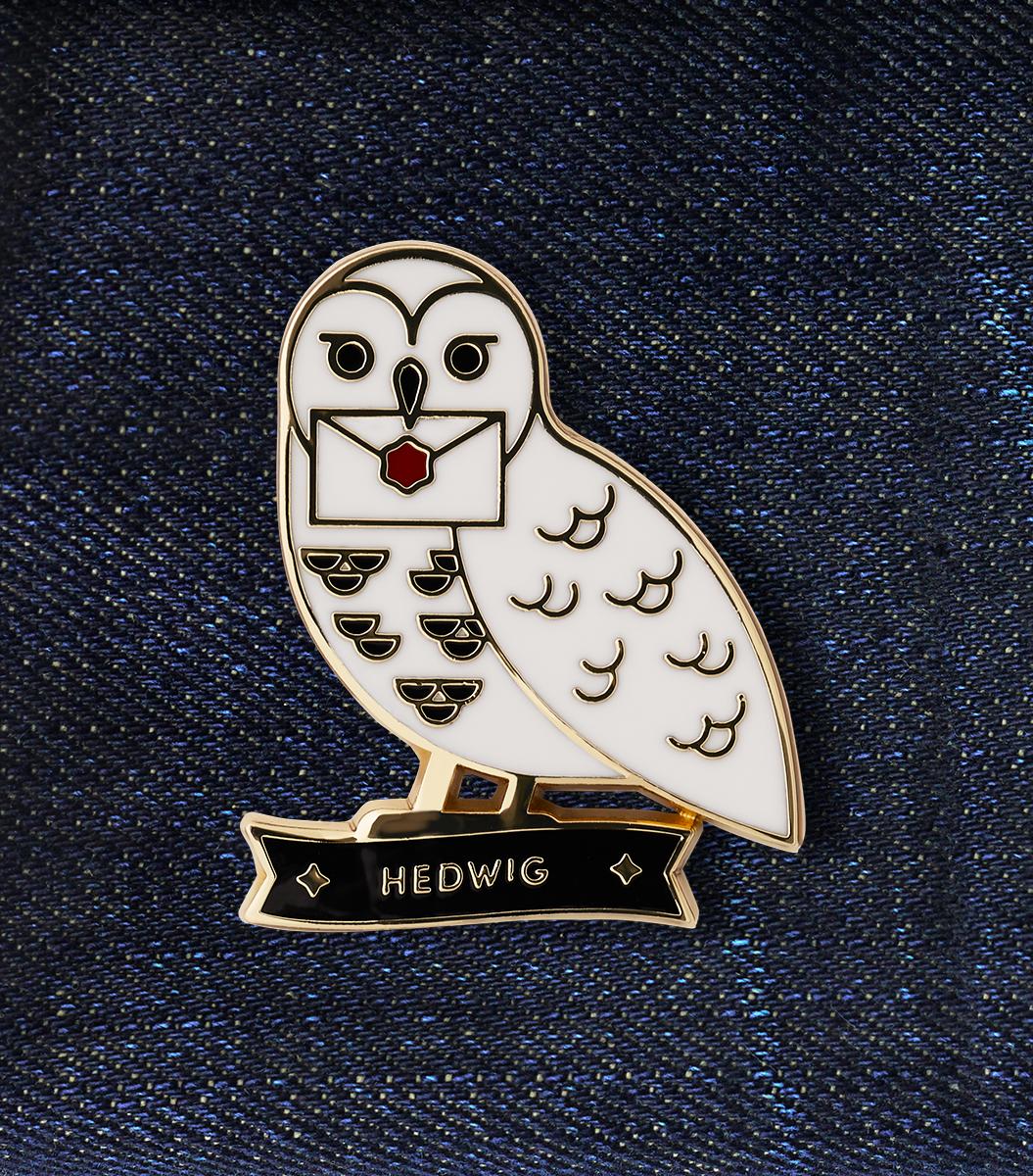 Hedwig™ Enamel Pin