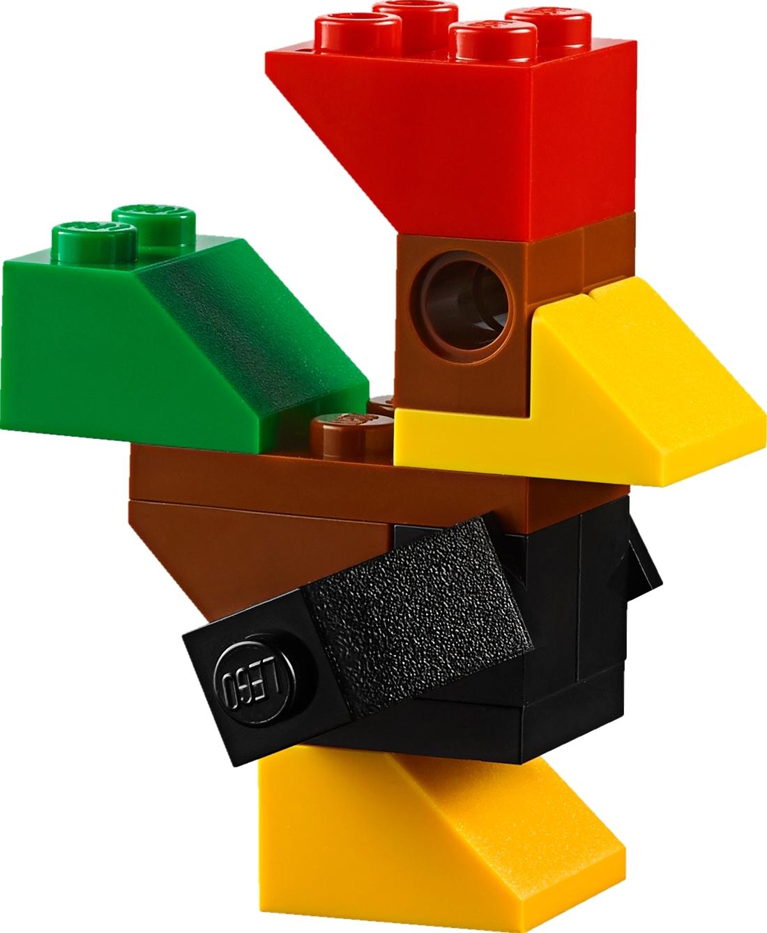 Bricks and Lights