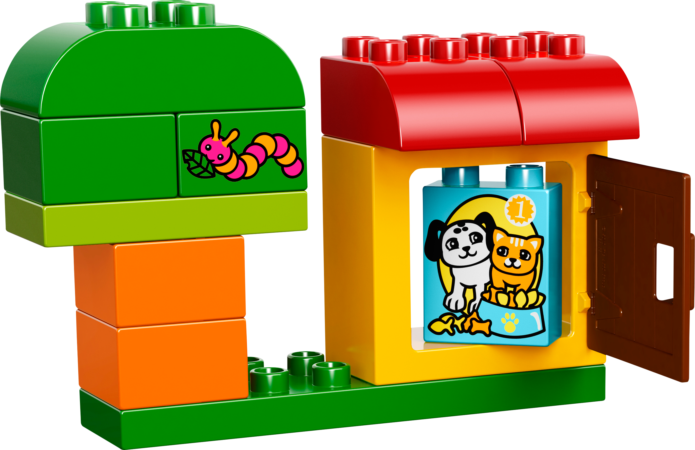 LEGO® DUPLO® All-in-One-Gift-Set