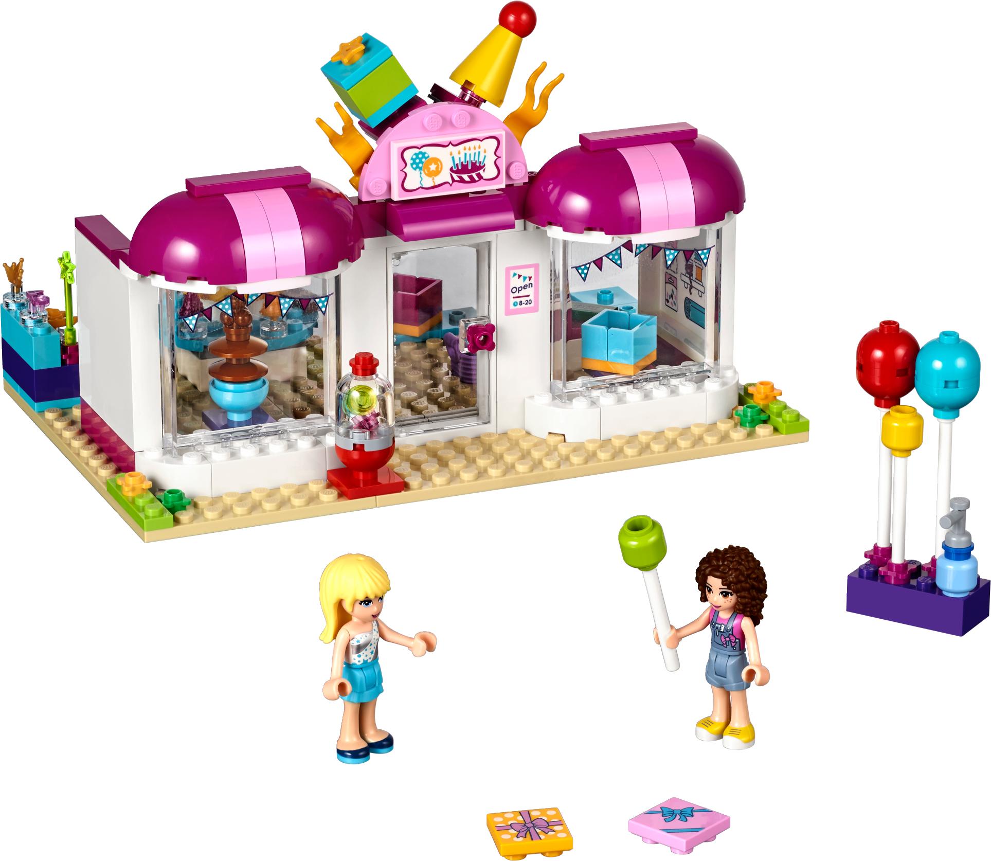Heartlake Party Shop