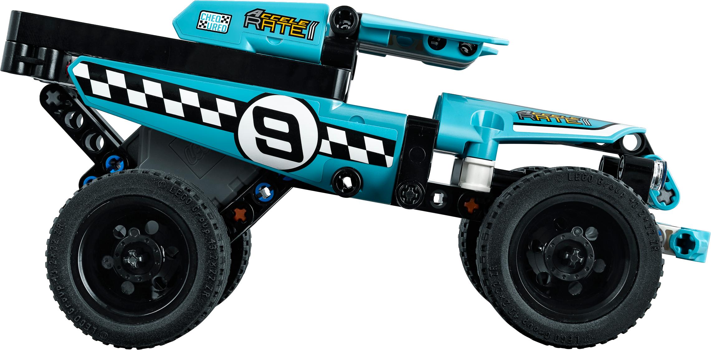 Stunt Truck