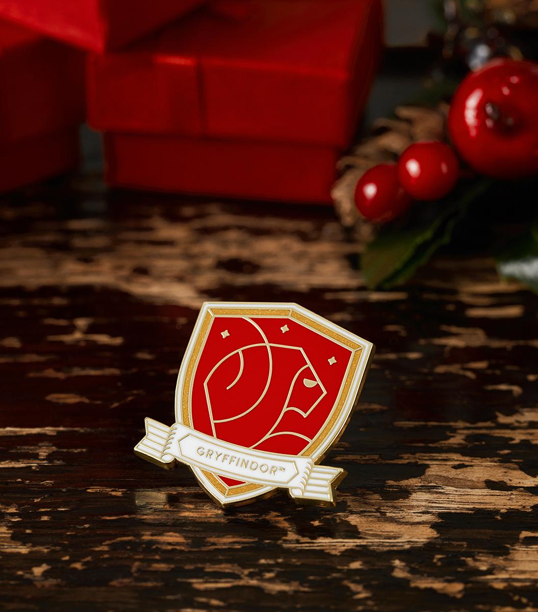 Gryffindor™ House Crest Enamel Pin