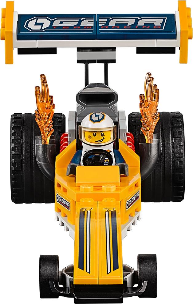 Dragster Transporter