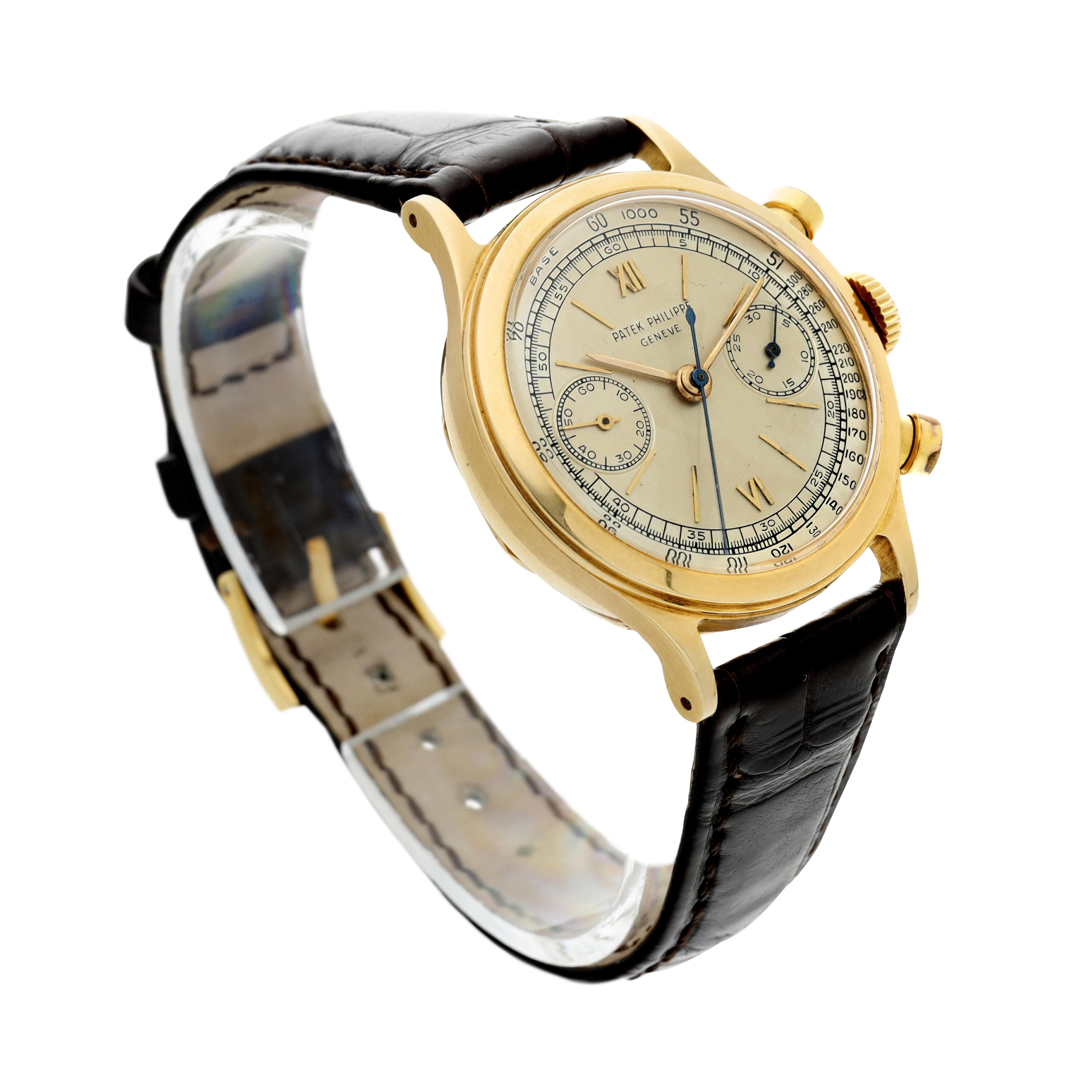patek-philippe-ref-1463j-yg-chronograph-84b0