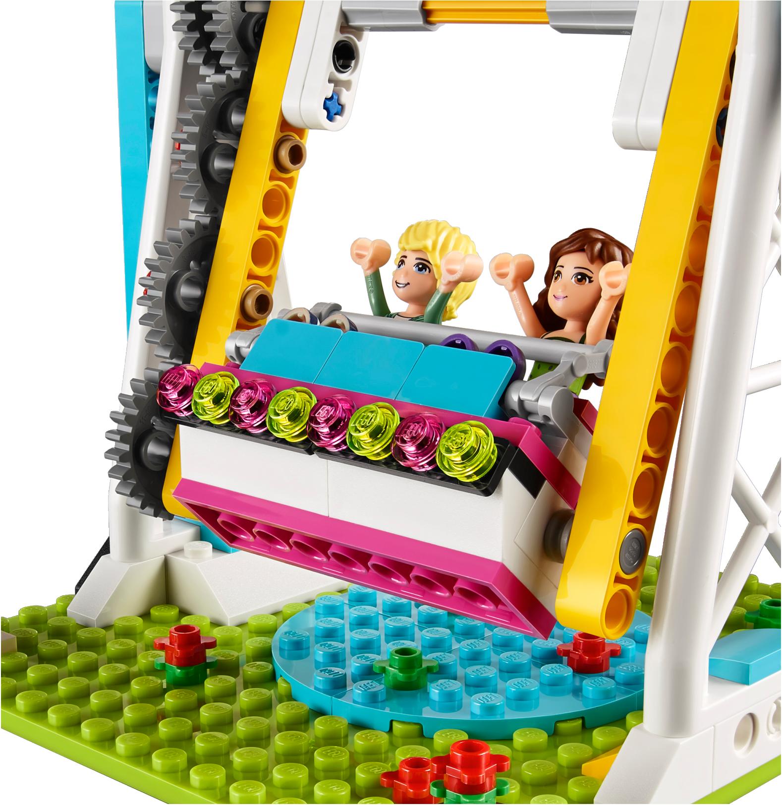 Amusement Park Bumper Cars