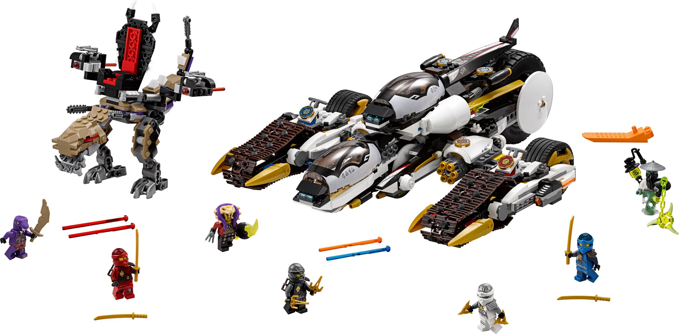 Ultra Stealth Raider