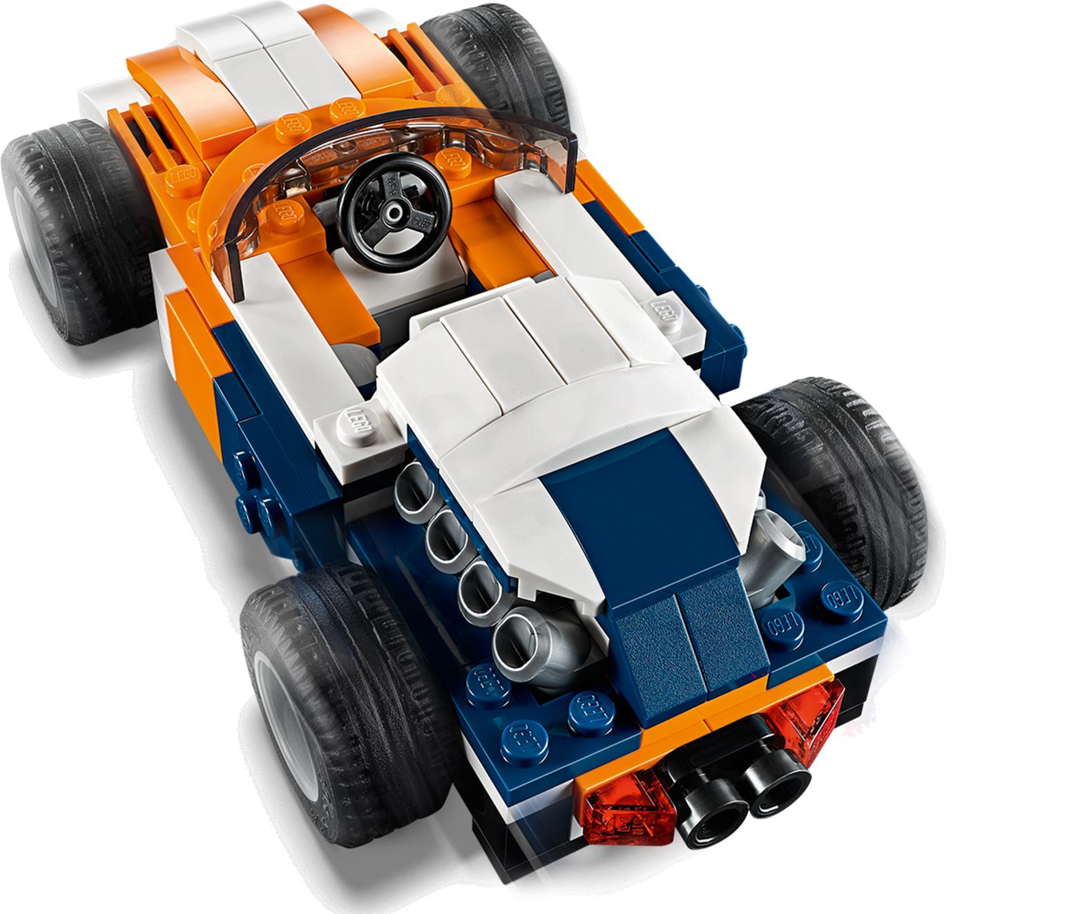 Sunset Track Racer