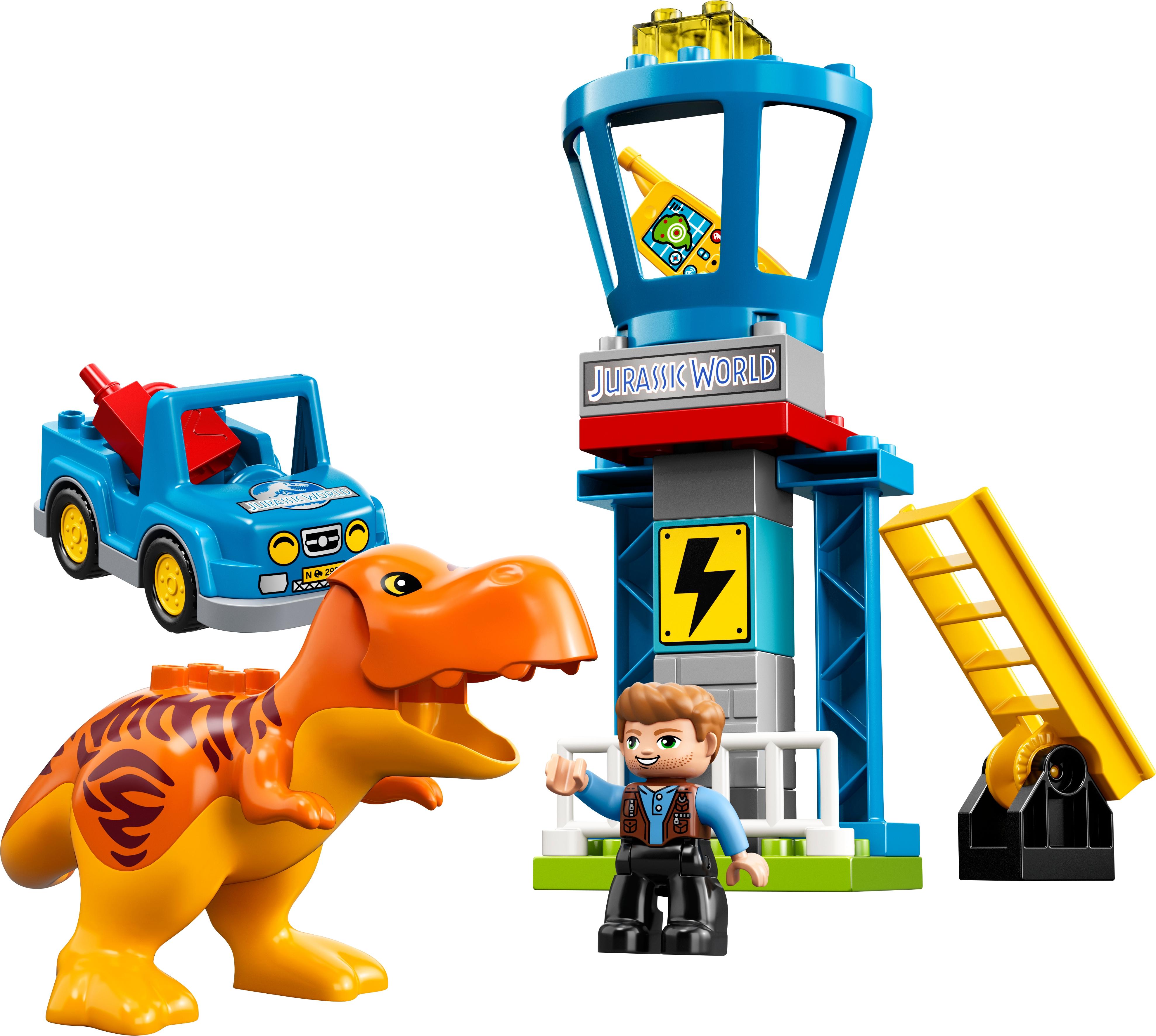 T. rex Tower