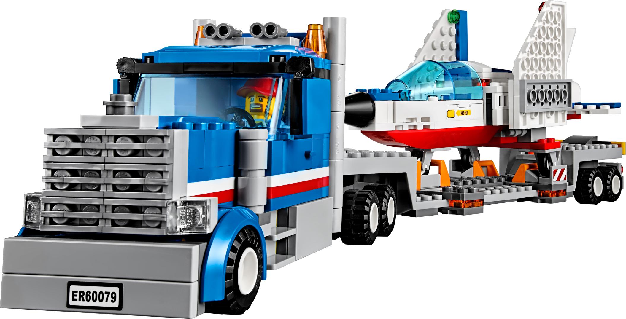 Training Jet Transporter