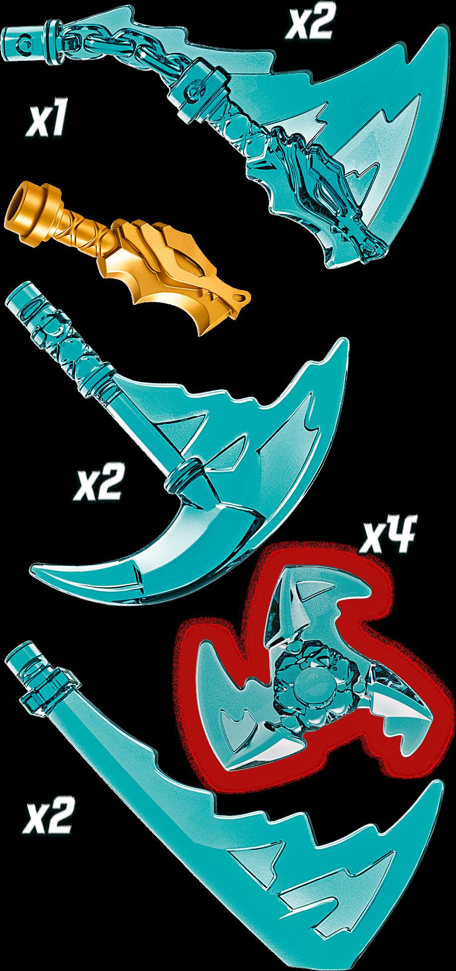 Epic Battle Set - Zane vs. Nindroid