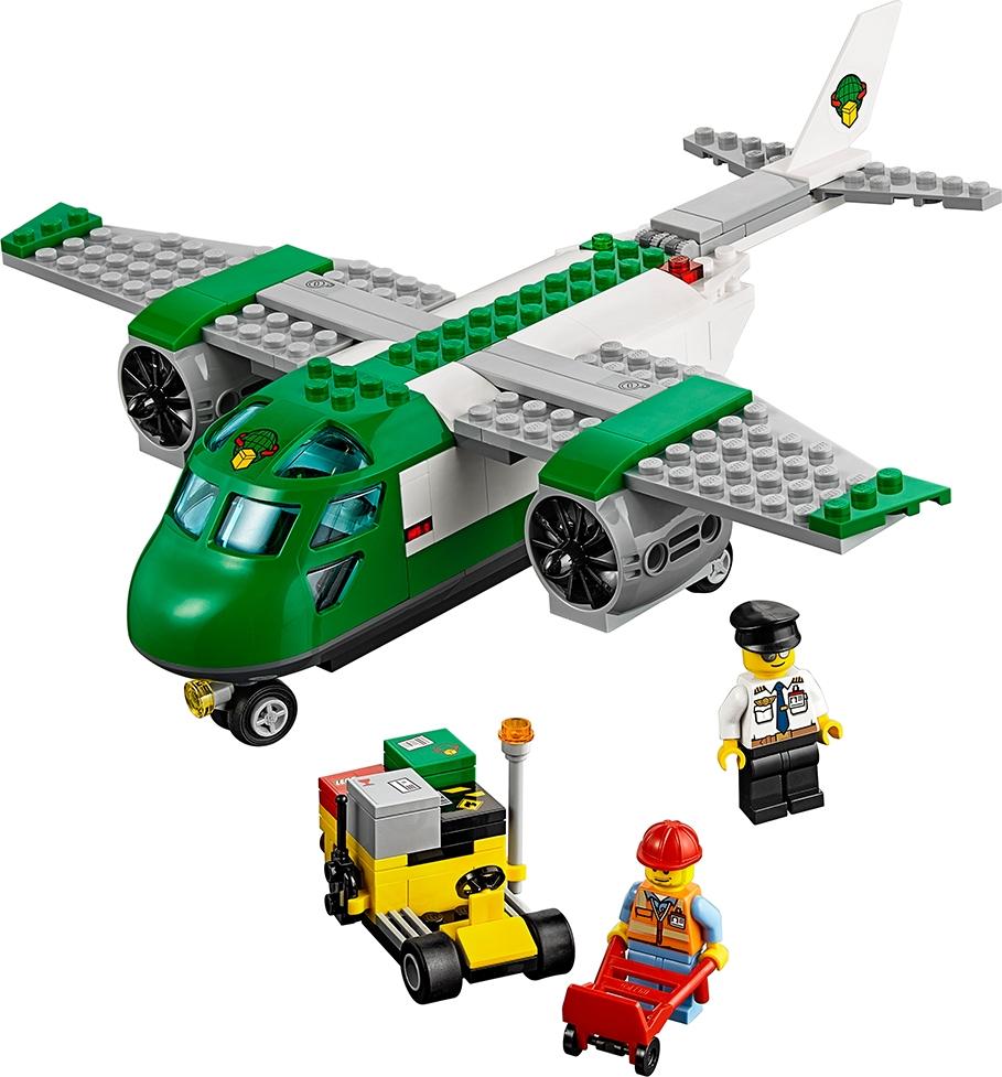 Airport Cargo Plane