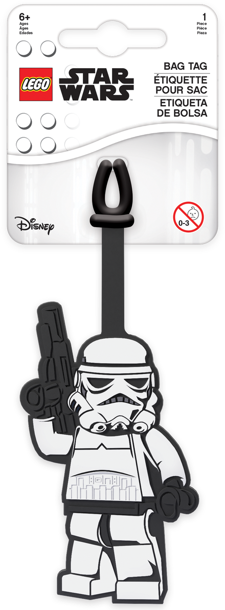 Stormtrooper Bag Tag