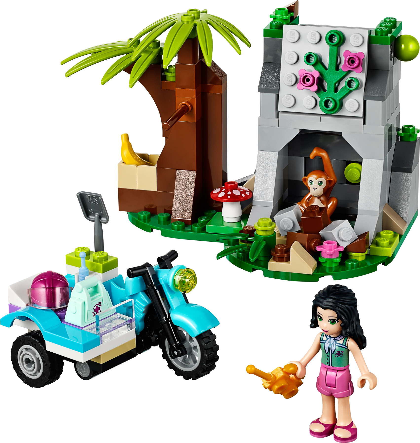 First Aid Jungle Bike