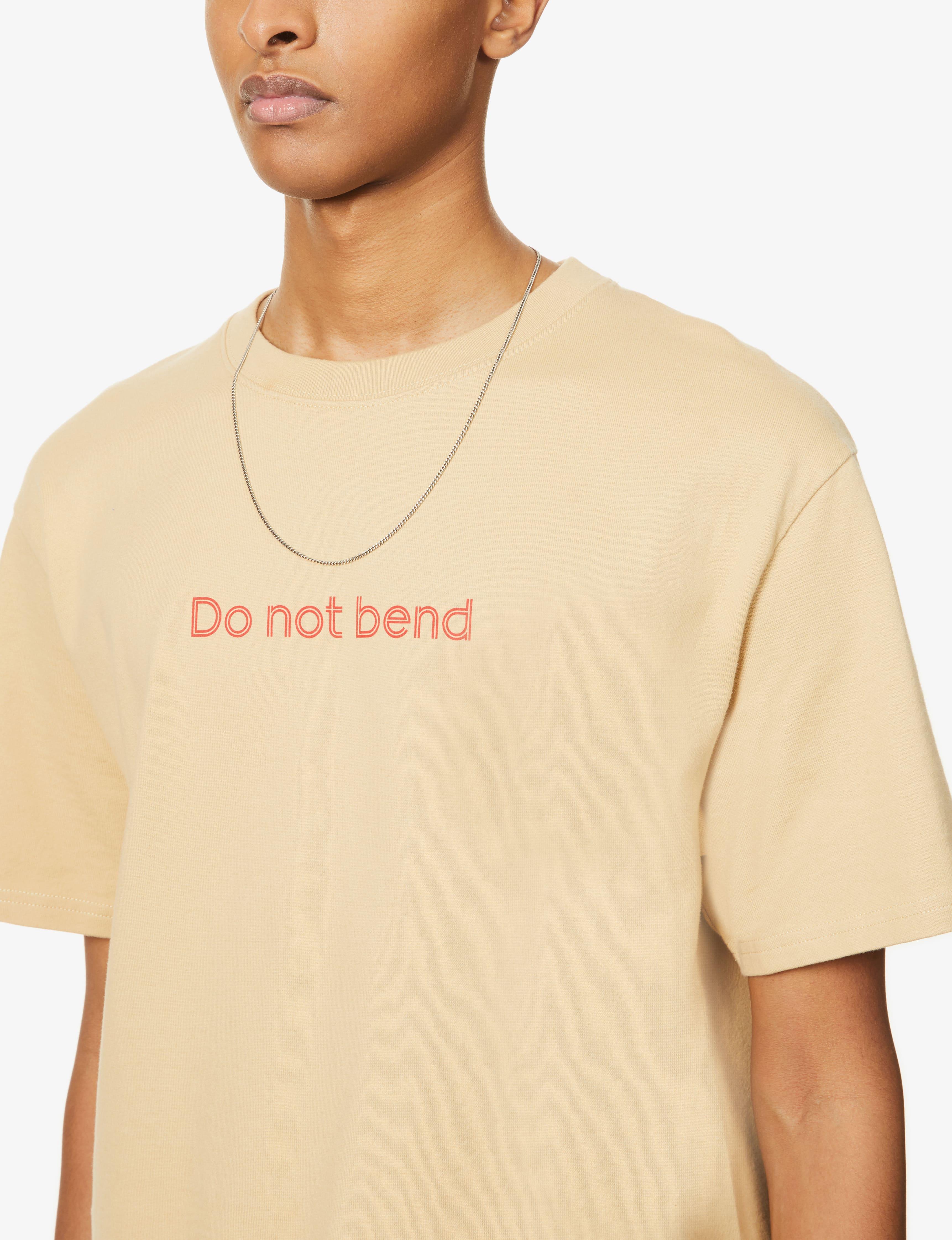 DO NOT BEND