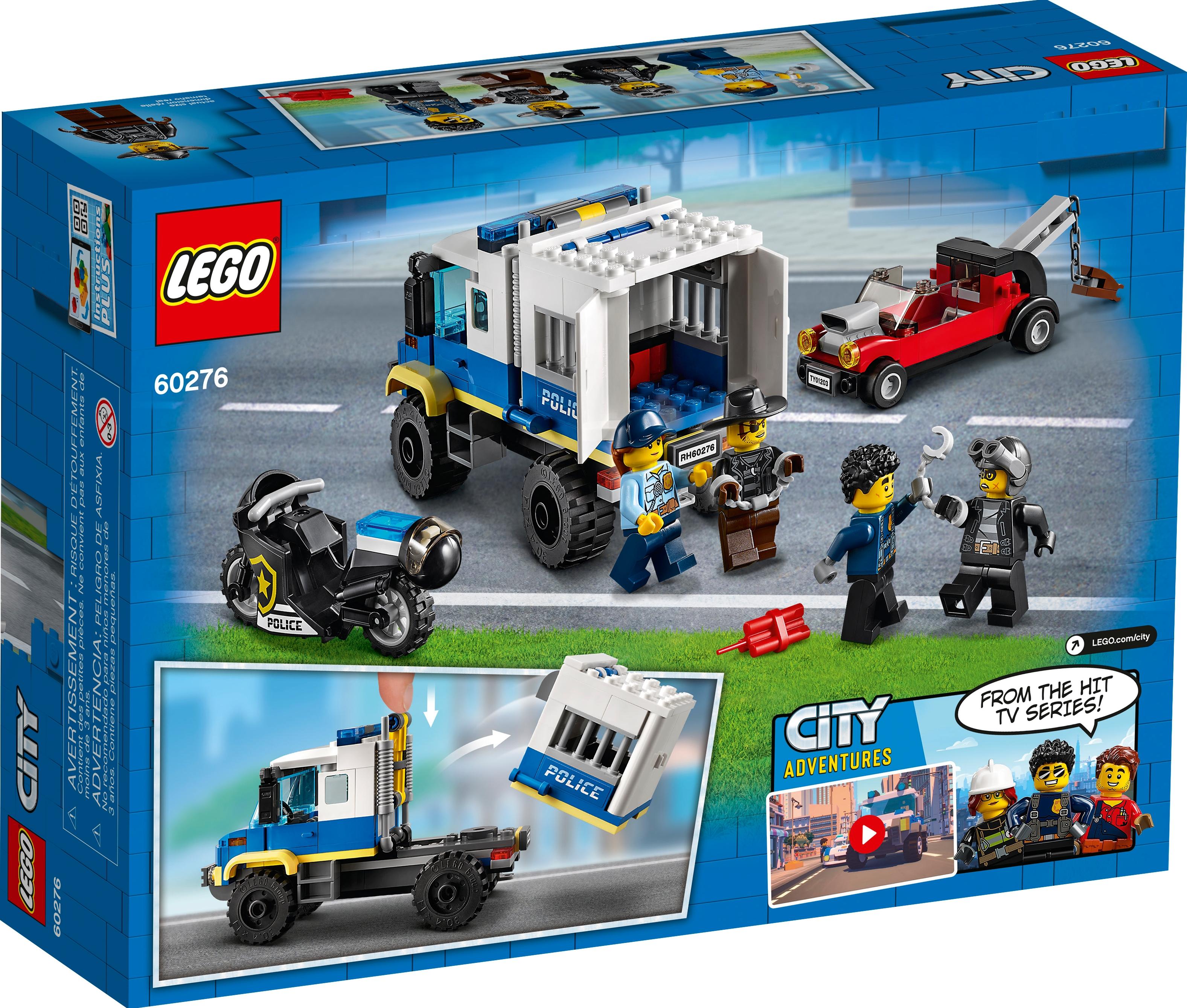 Police Prisoner Transport