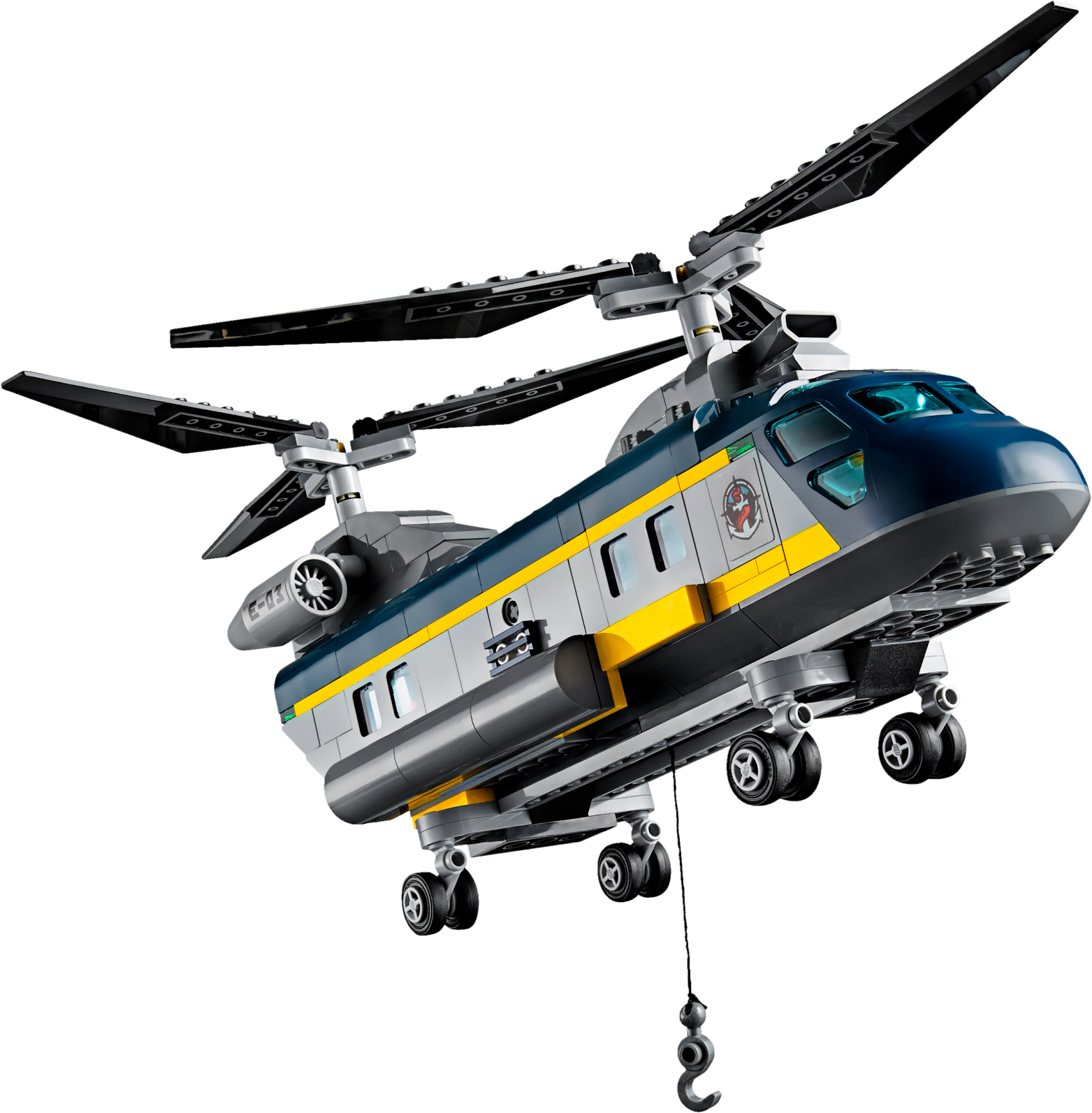 Deep Sea Helicopter