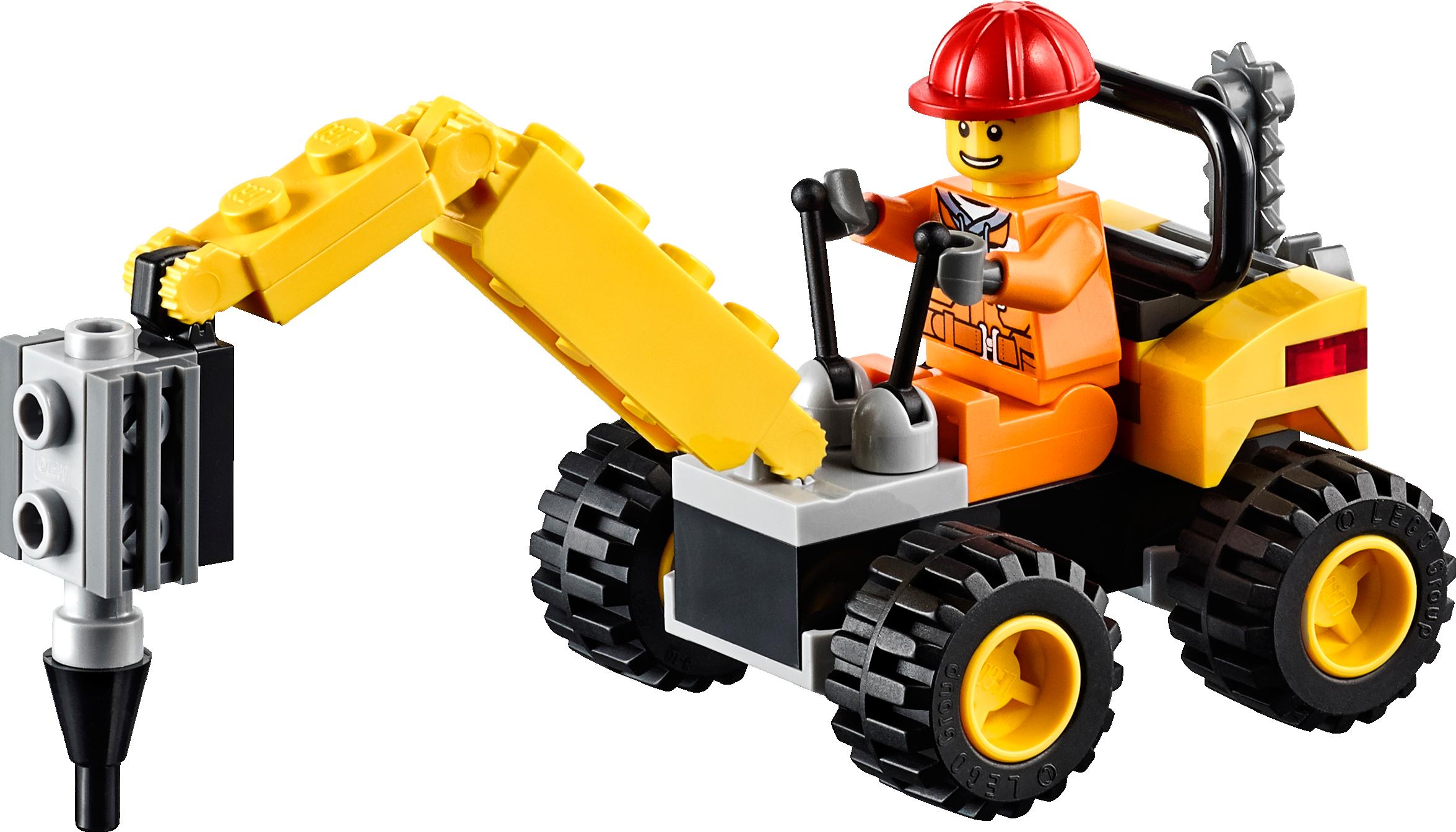 Demolition Driller