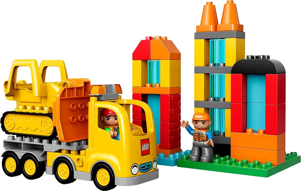 Big Construction Site