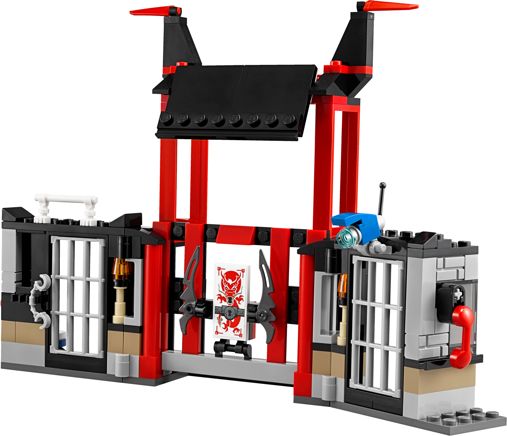 Kryptarium Prison Breakout